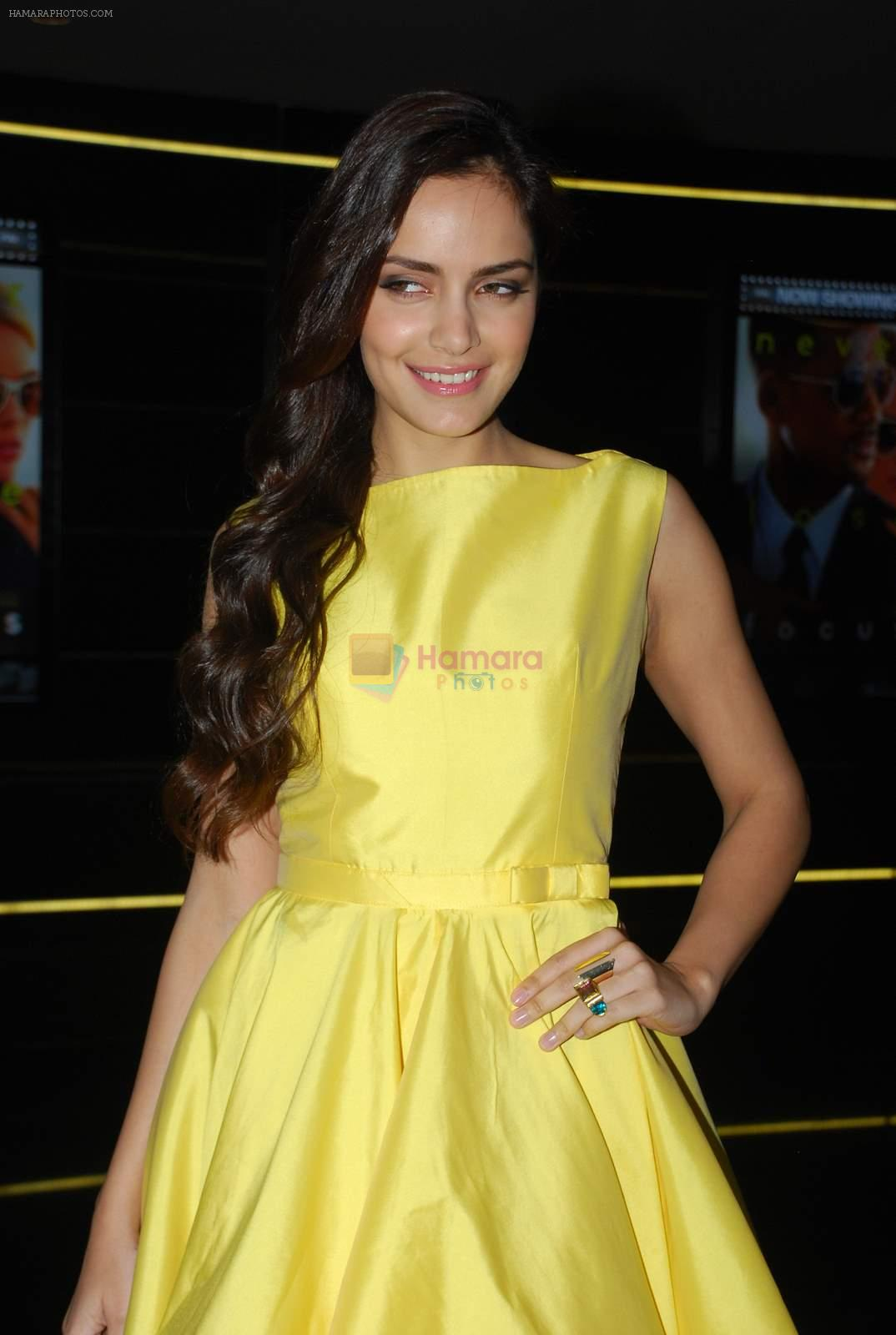 Shazahn Padamsee at Solid Patels trailer launch in Fun on 18th March 2015