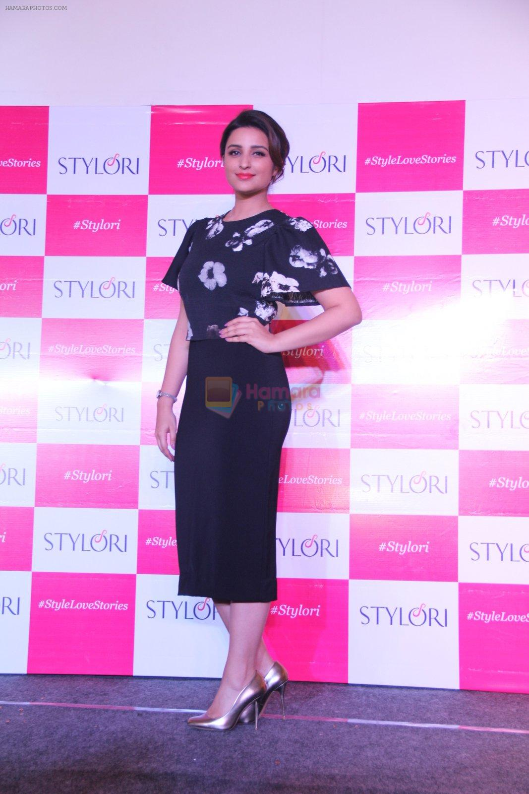Parineeti Chopra at Stylori Launch in Mumbai on 25th March 2015