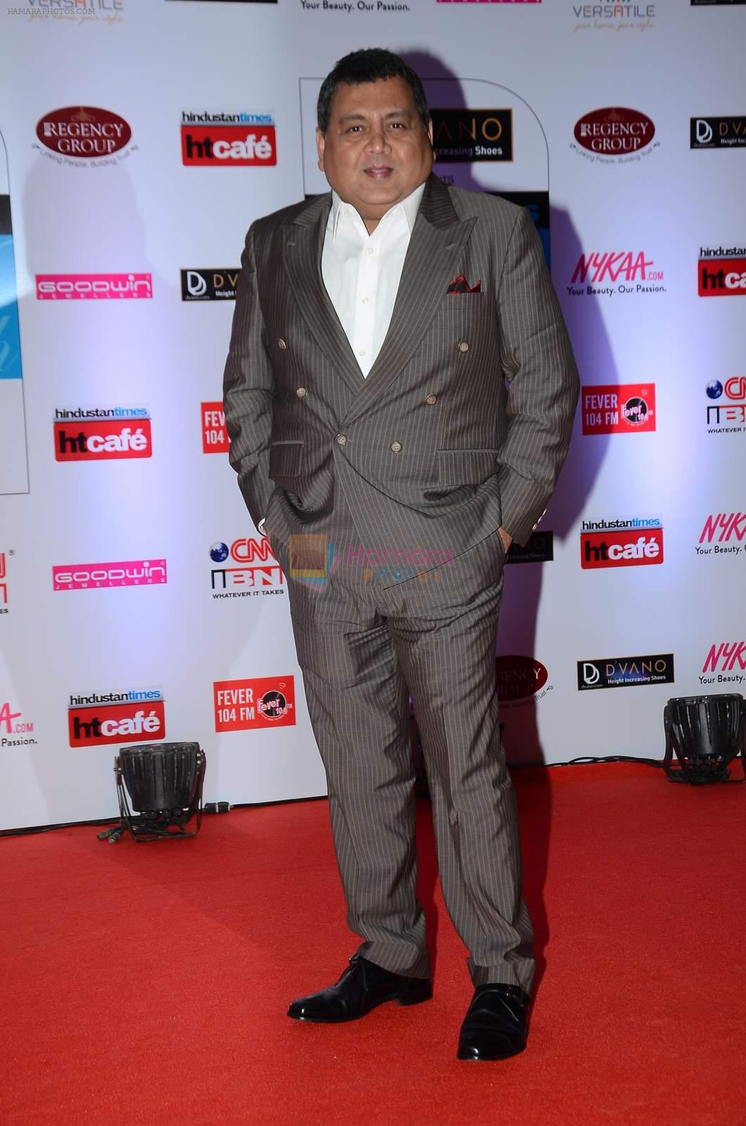 at HT Mumbai's Most Stylish Awards 2015 in Mumbai on 26th March 2015