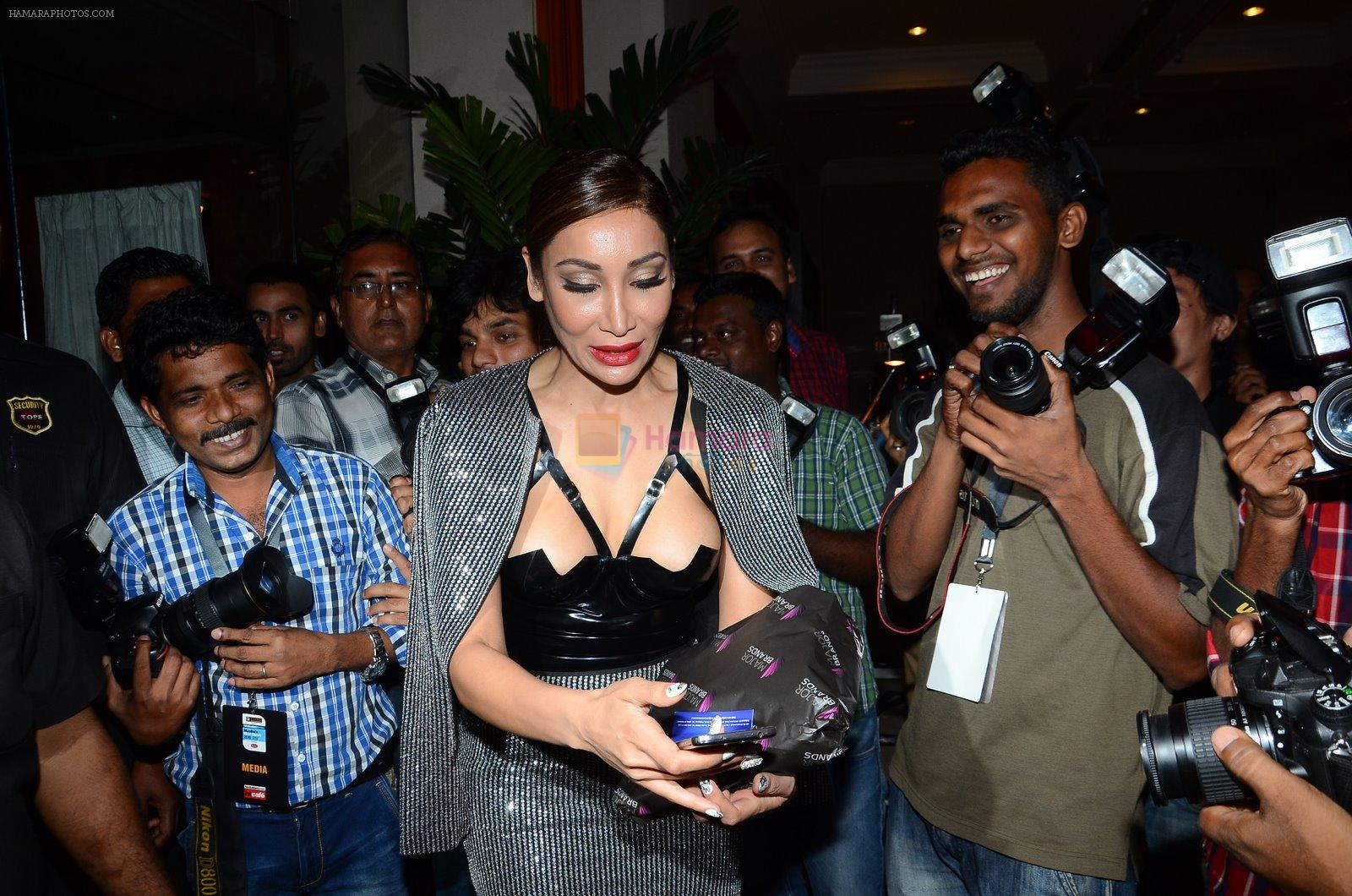 Sofia Hayat at HT Mumbai's Most Stylish Awards 2015 in Mumbai on 26th March 2015