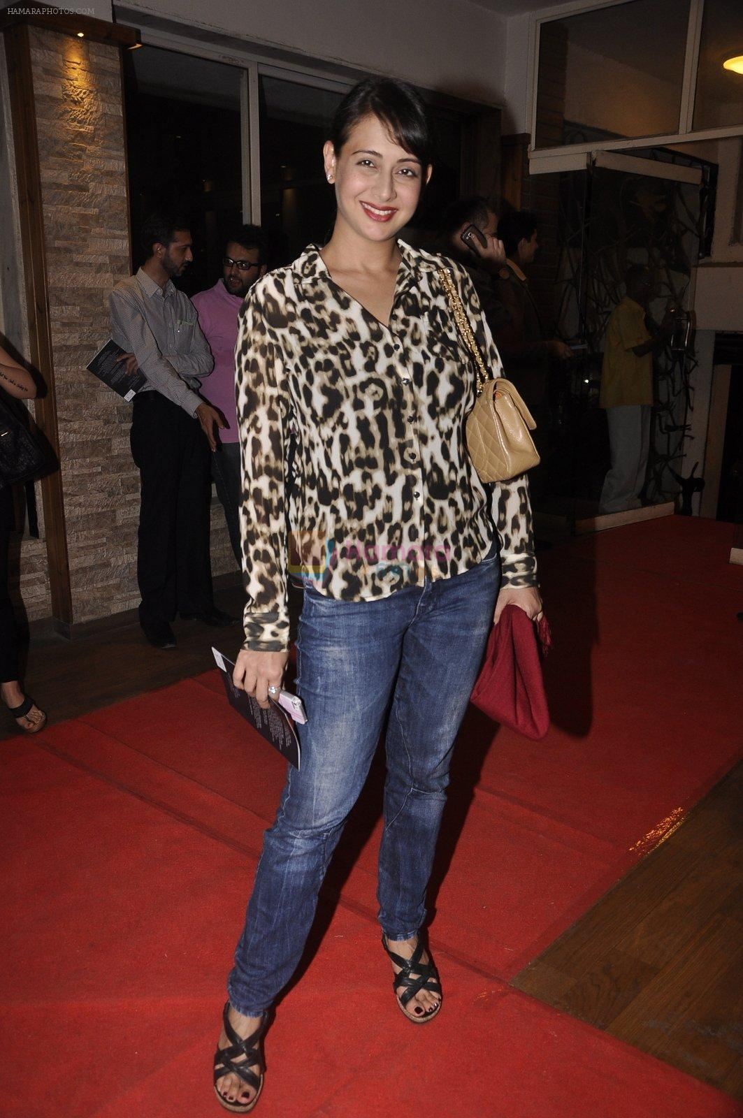 Preeti Jhangiani at Ashley Lobo's Amara Premiere in Mumbai on 26th March 2015