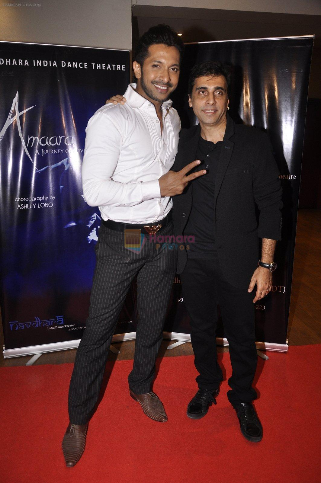 Terrence Lewis at Ashley Lobo's Amara Premiere in Mumbai on 26th March 2015