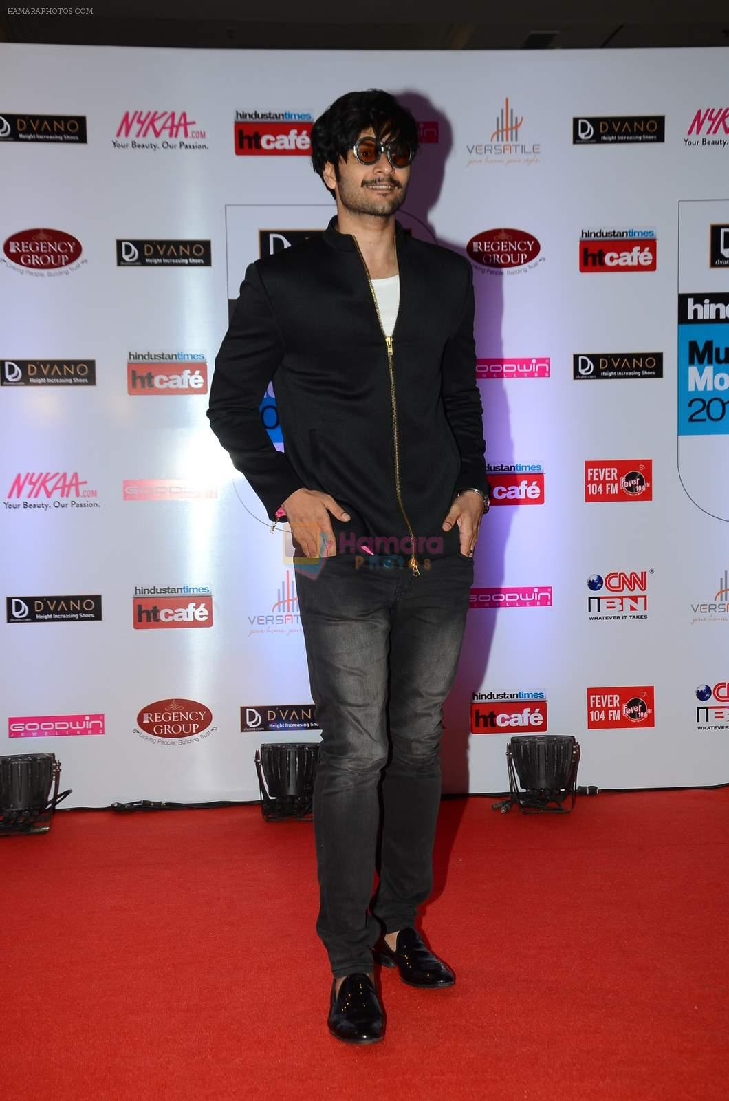Ali Fazal at HT Mumbai's Most Stylish Awards 2015 in Mumbai on 26th March 2015