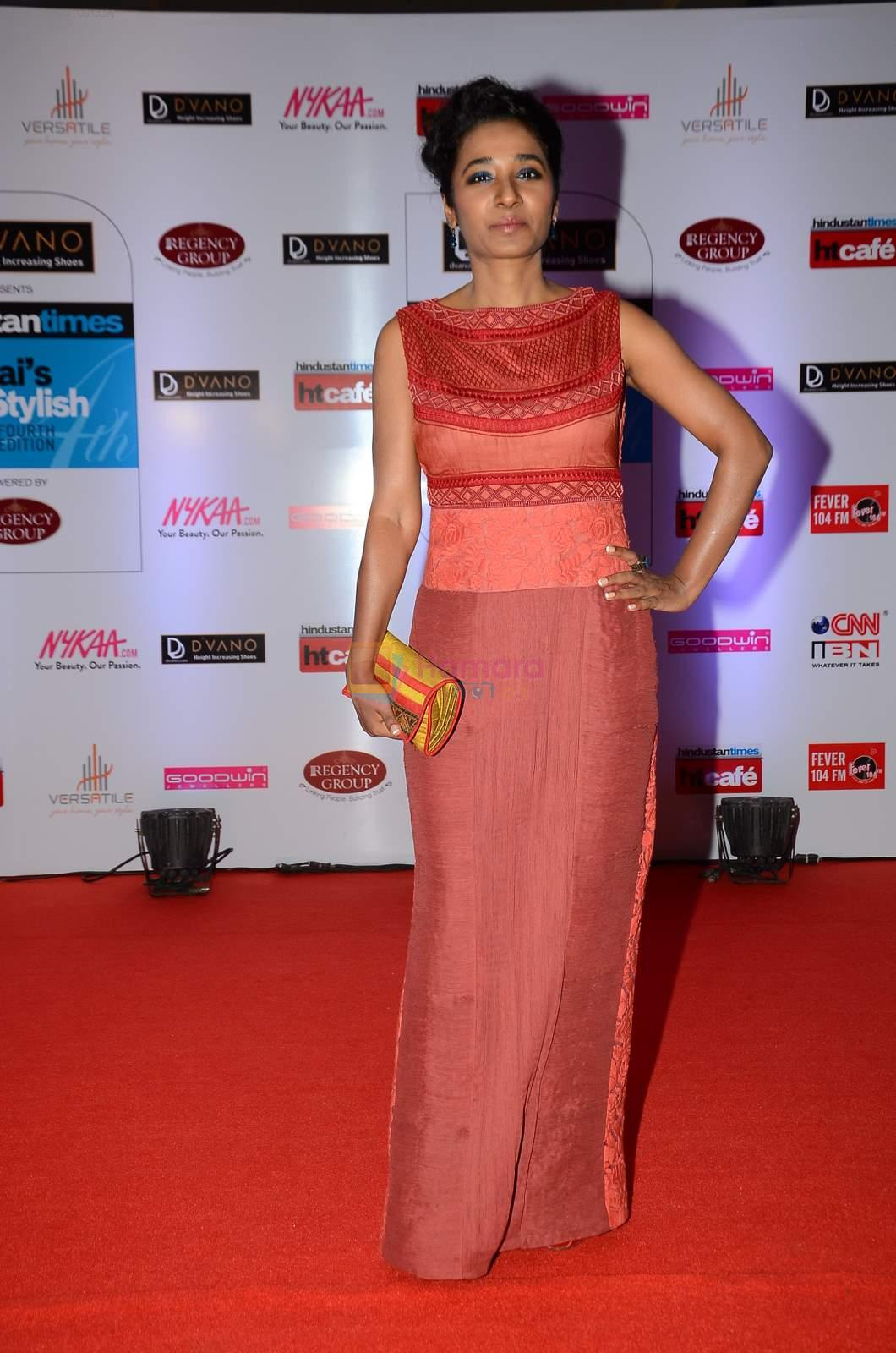 Tannishtha Chatterjee at HT Mumbai's Most Stylish Awards 2015 in Mumbai on 26th March 2015