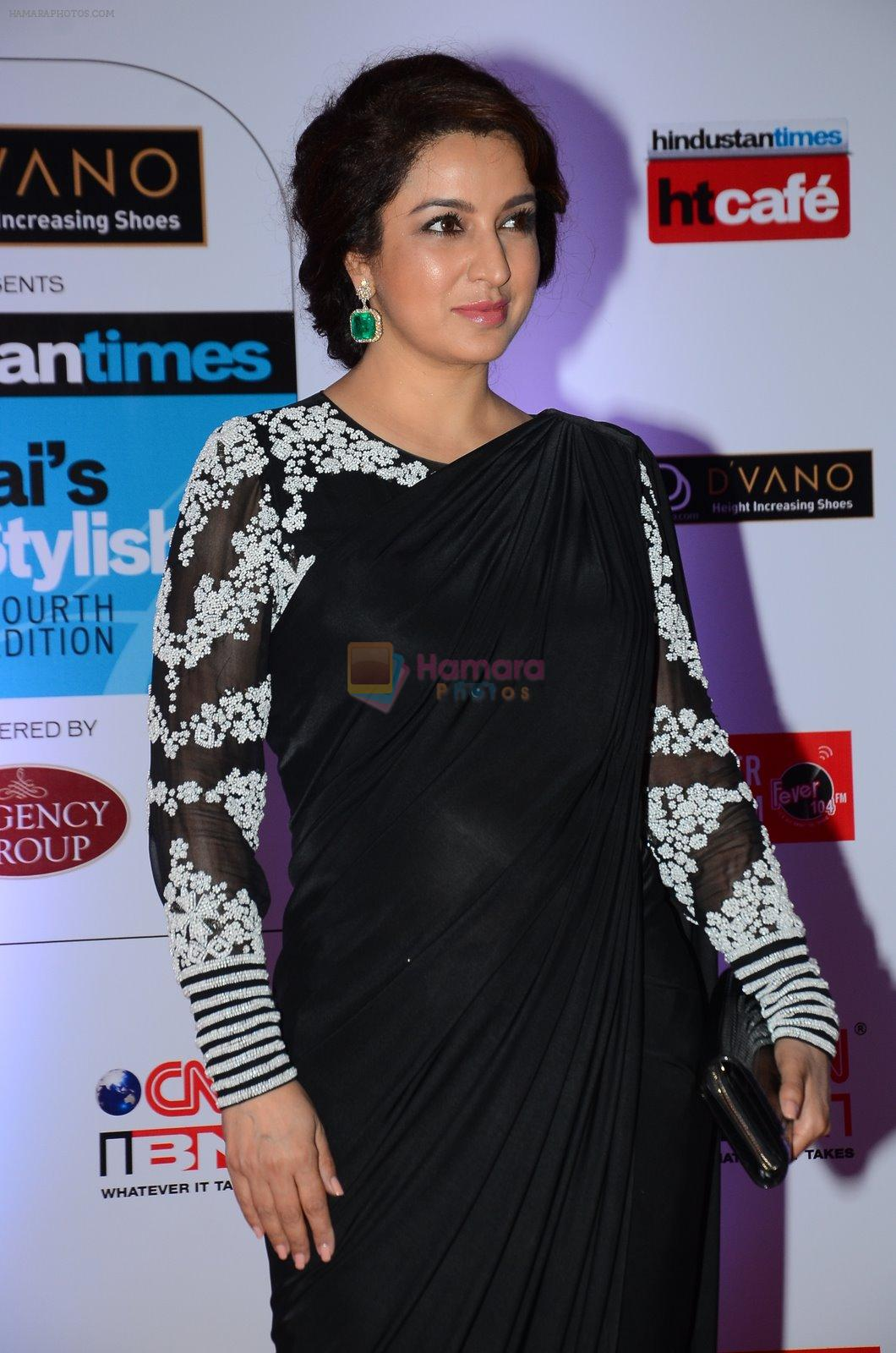 Tisca Chopra at HT Mumbai's Most Stylish Awards 2015 in Mumbai on 26th March 2015