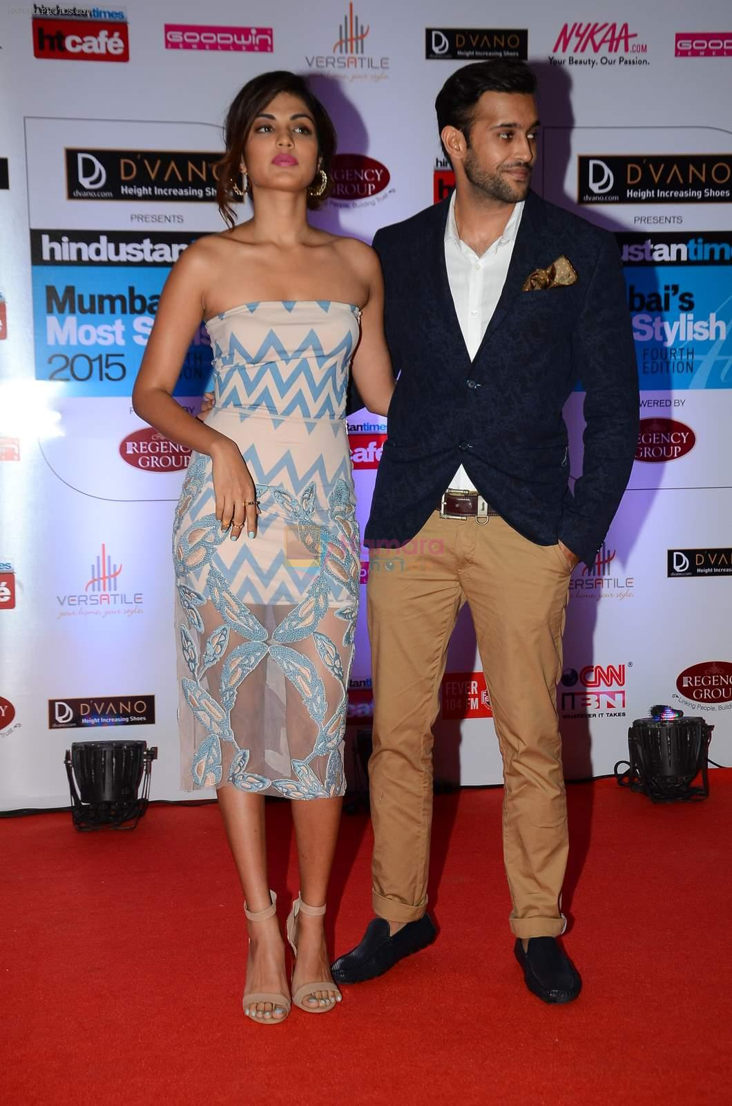 Rhea Chakraborty at HT Mumbai's Most Stylish Awards 2015 in Mumbai on 26th March 2015