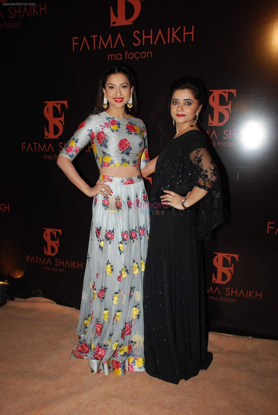 Gauhar Khan at Fatima Shaikh store launch in Bandra, Mumbai on 10th April 2015