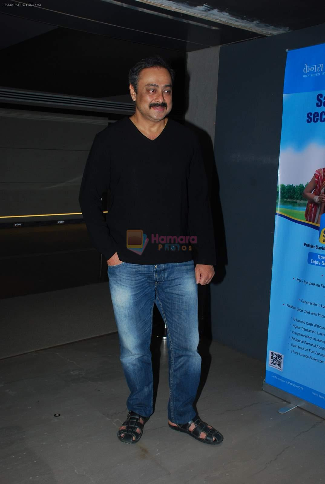 Sachin Khedekar at Ishqedarriyaan music launch in Fun on 24th April 2015