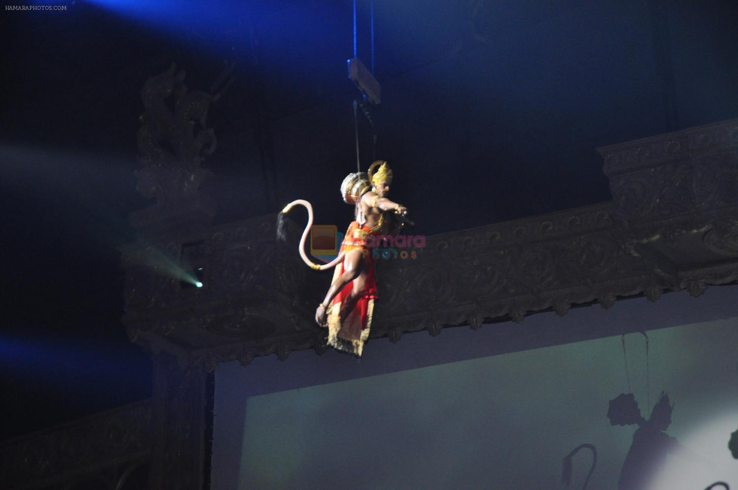 Nirbhay Wadwa at the launch of Sankat Mochan Mahabali Hanuman
