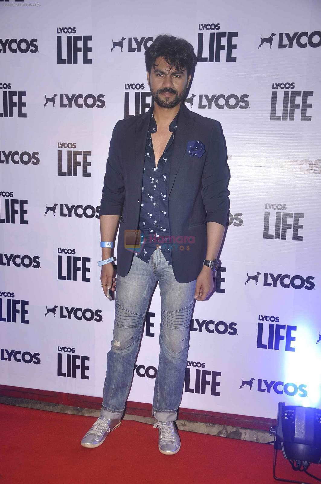 Gaurav Chopra at Lycos Life Product presents Band From TV� Live In India in Blu Frog on 16th June 2015