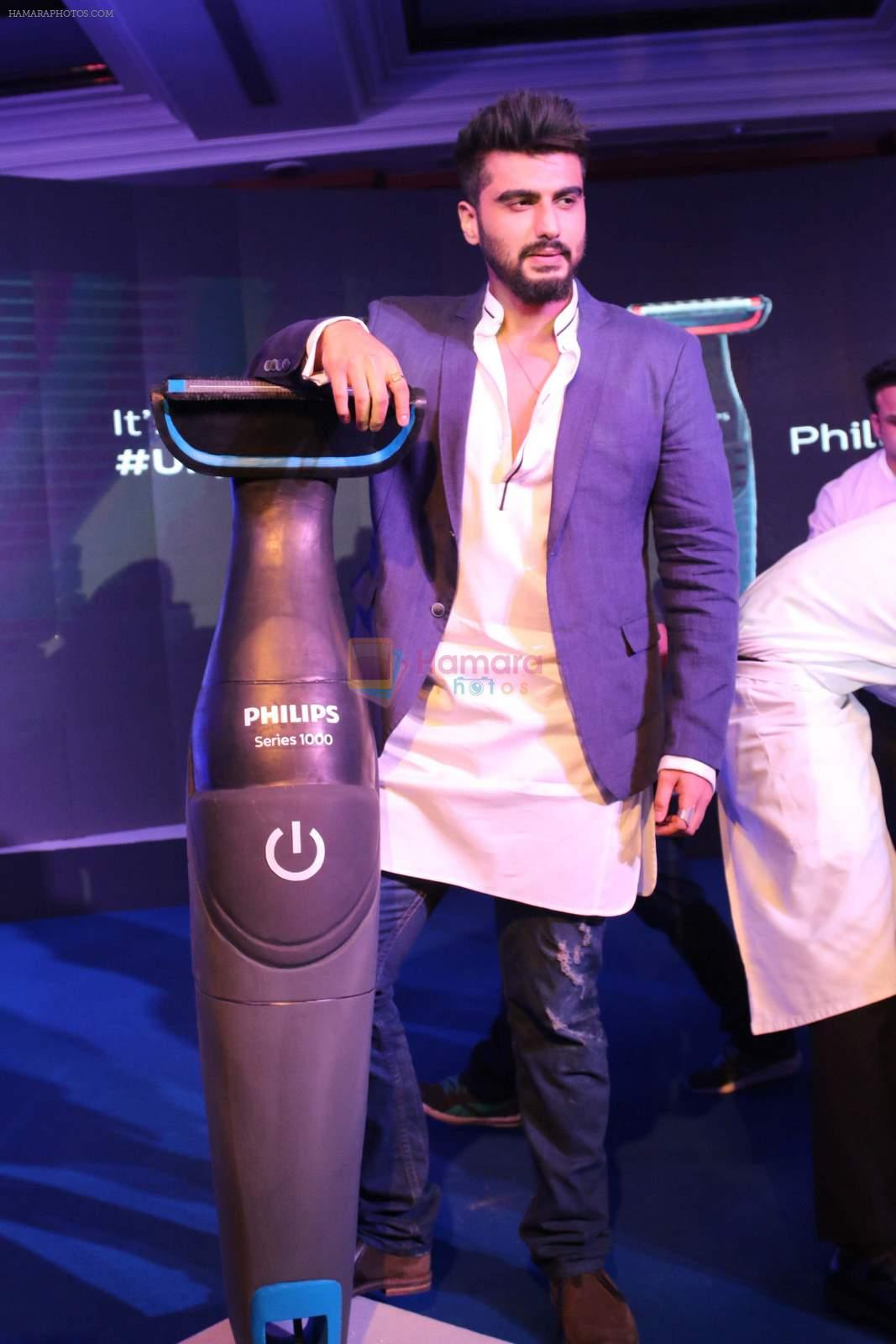 Arjun Kapoor at Philips launch in Delhi on 17th June 2015