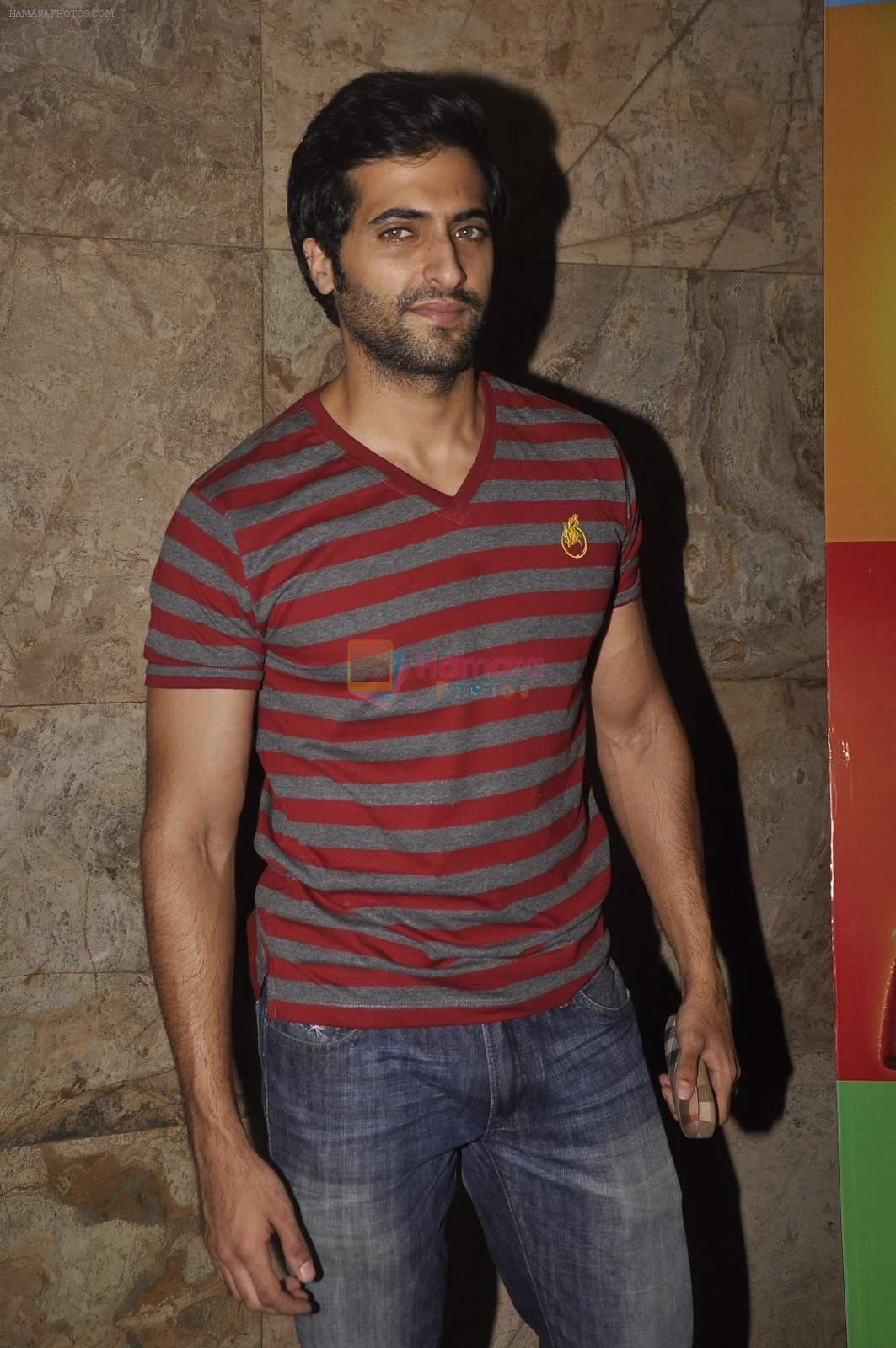 Akshay Oberoi at the Special screening of Inside Out in Mumbai on 25th June 2015