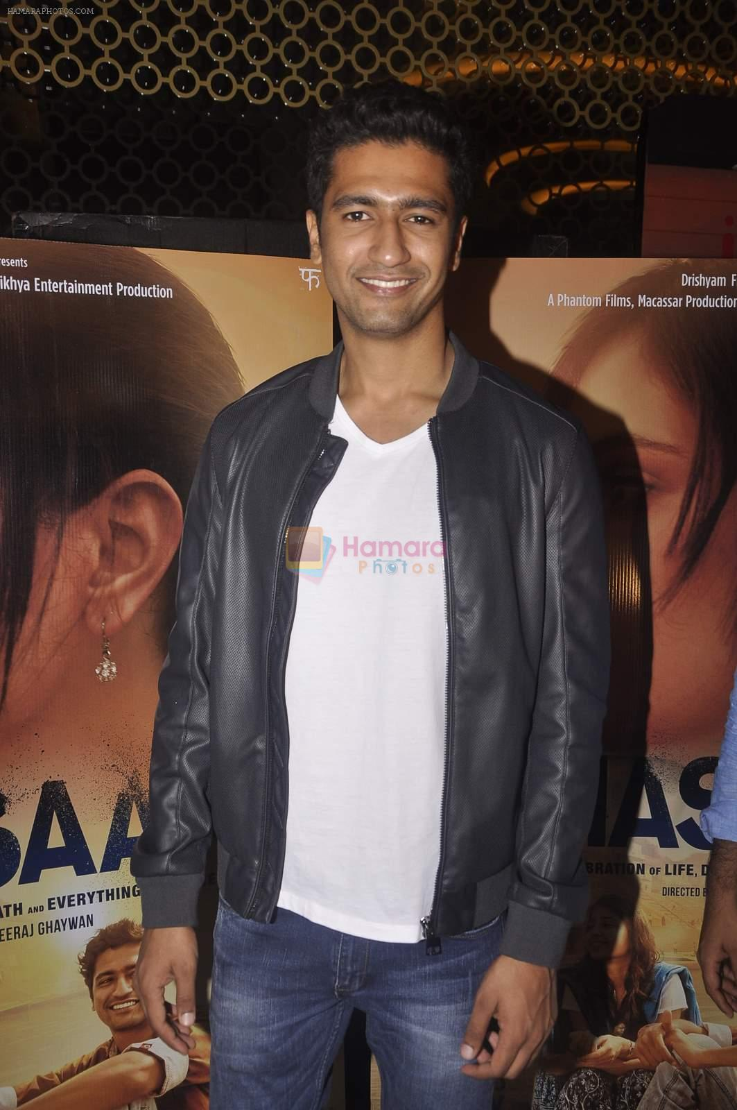 Vicky Kaushal at Masan trilor launch in Mumbai on 26th June 2015
