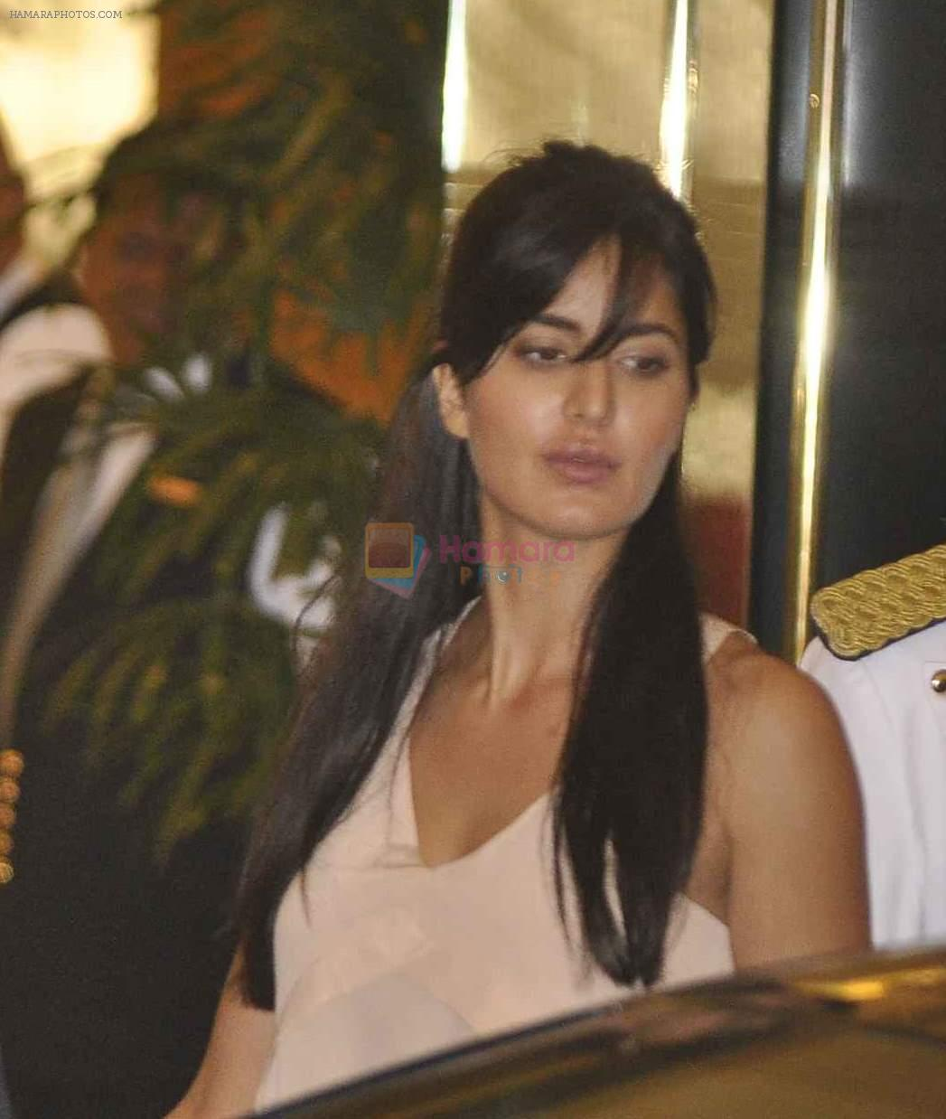 Katrina Kaif at arjun kapoor bday celebration on 27th June 2015