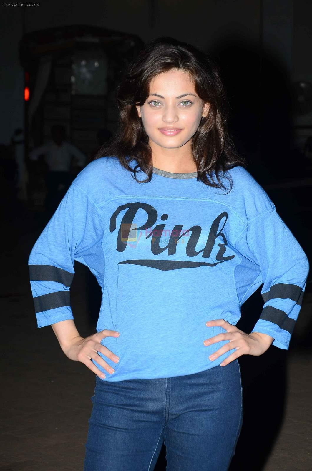 Sneha Ullal snapped at mehboob studios on 28th June 2015