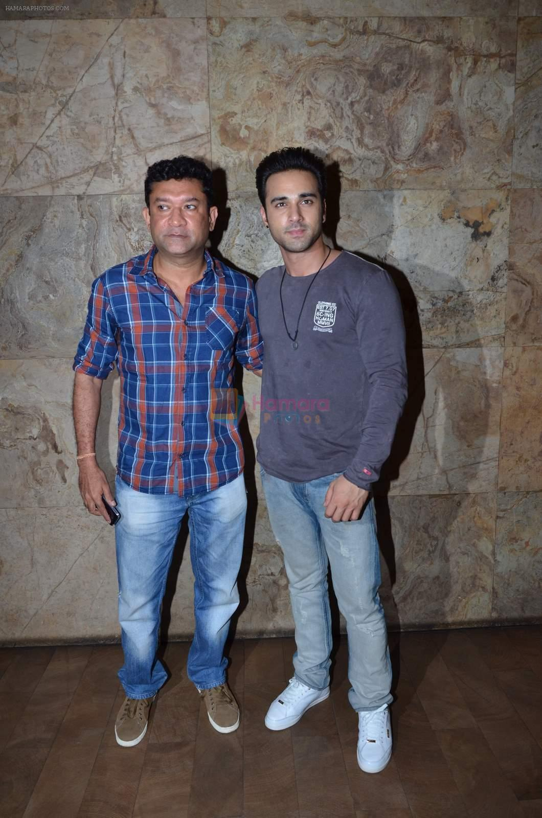 Pulkit Samrat, Ken Ghosh at the special screening of Bangistan in Lightbox on 5th Aug 2015