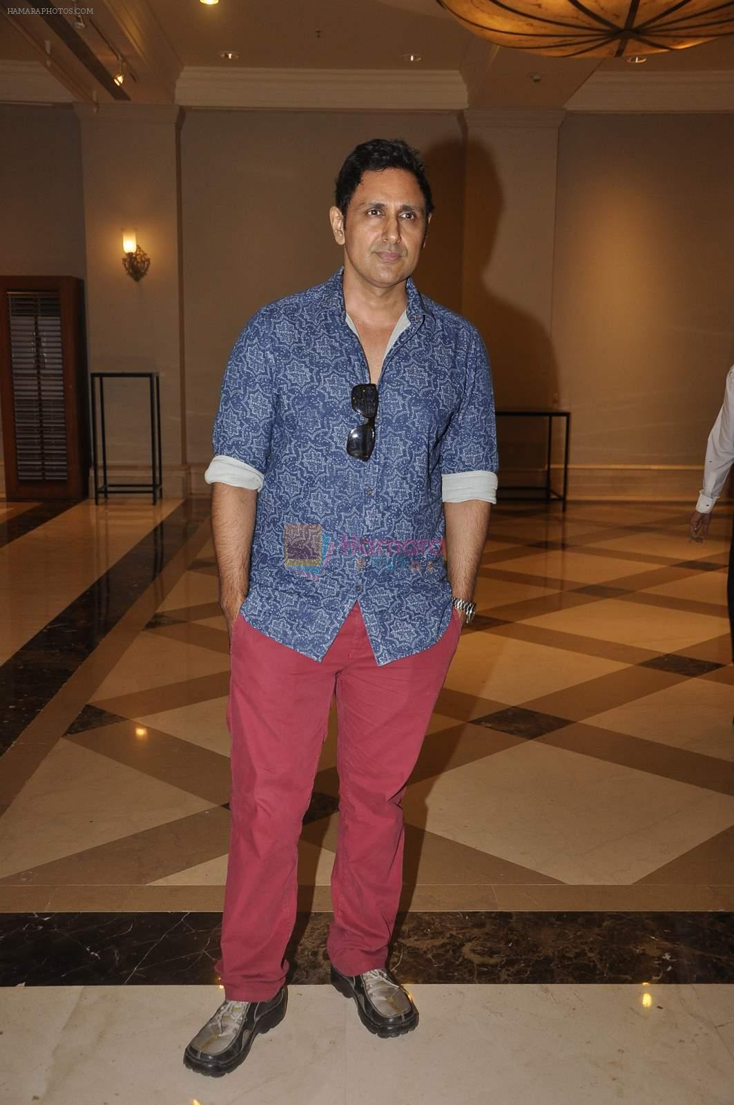 Parvin Dabas at Screenwriters meet in J W Marriott on 9th Aug 2015