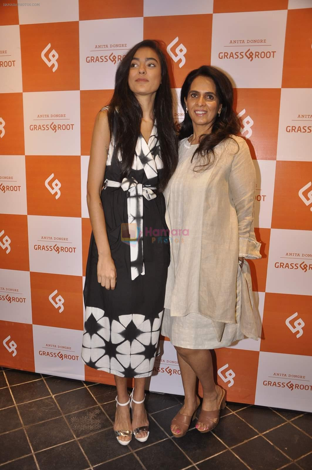 Anita Dongre's Grass Root store launch in Khar on 12th Aug 2015