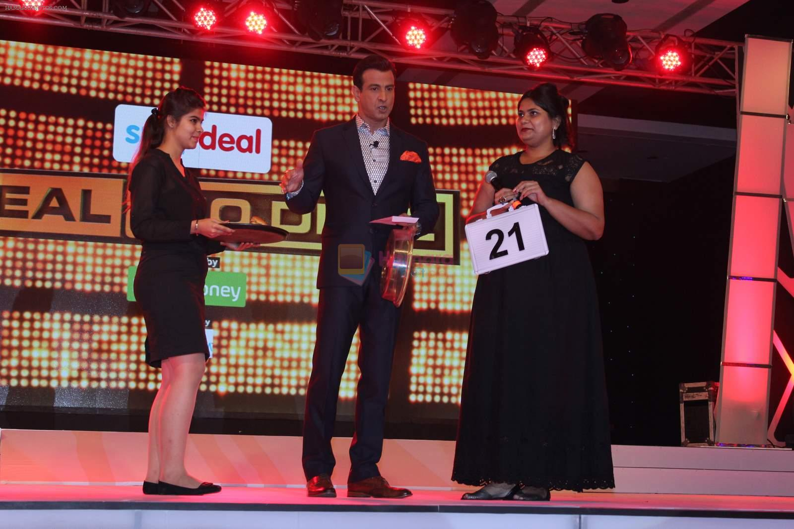 Ronit Roy at &TV launches two new shows in Sahara Star on 25th Aug 2015