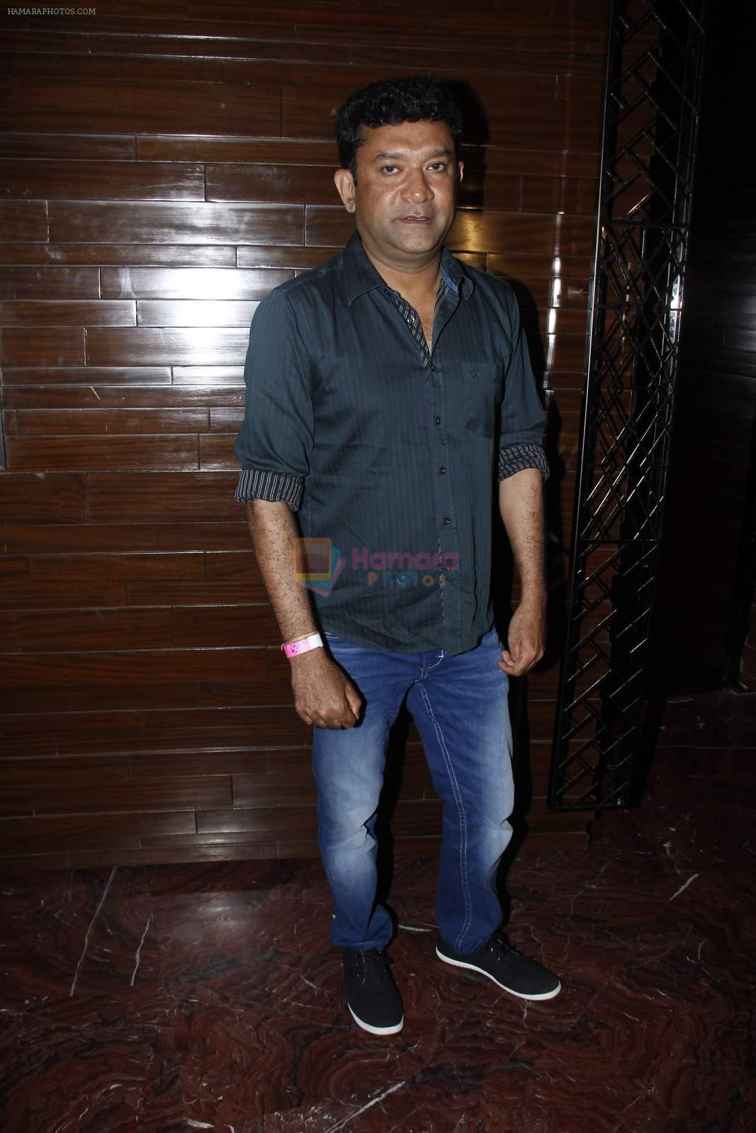 Ken Ghosh at model Giselle's bday bash in Mumbai on 2nd Sept 2015