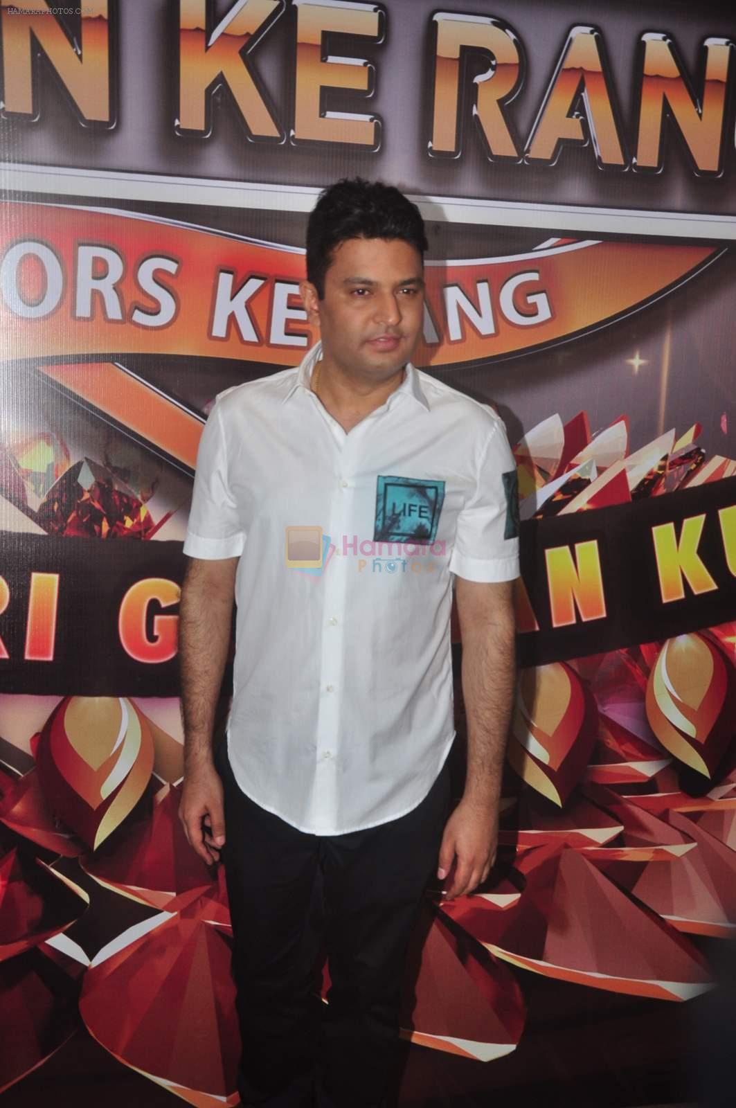 Bhushan Kumar at Suron Ke Rang Colors Ke Sang in Mumbai on 21st Sept 2015