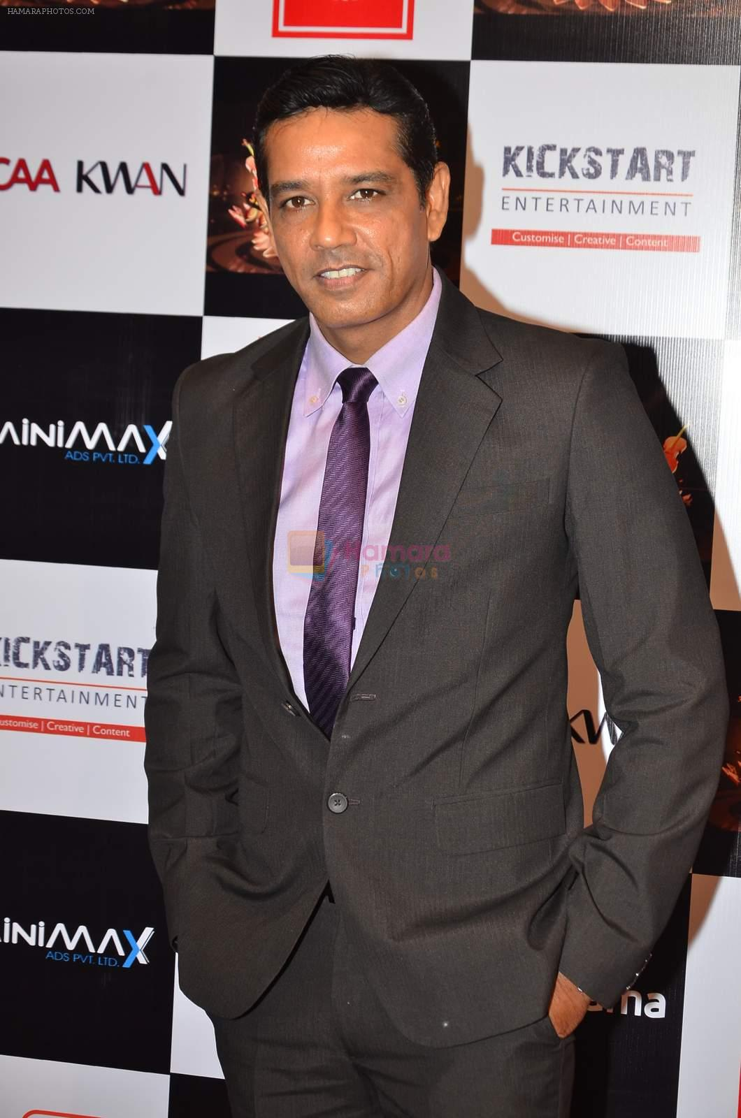 Anup Soni at Gulshan Kumar Tribute in Filmcity on 22nd Sept 2015