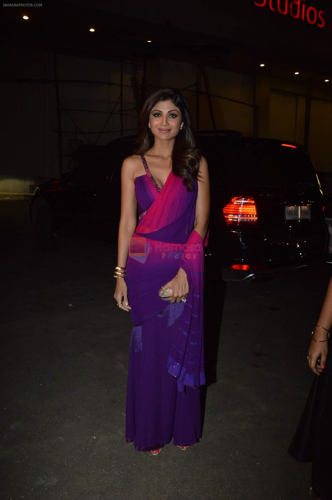 Shilpa Shetty at Gulshan Kumar Tribute in Filmcity on 22nd Sept 2015