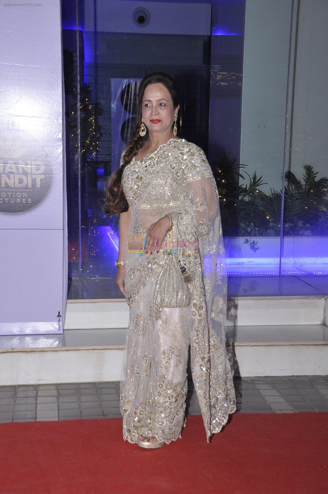 Smita Thackeray at Anand Pandit diwali bash on 6th Nov 2015