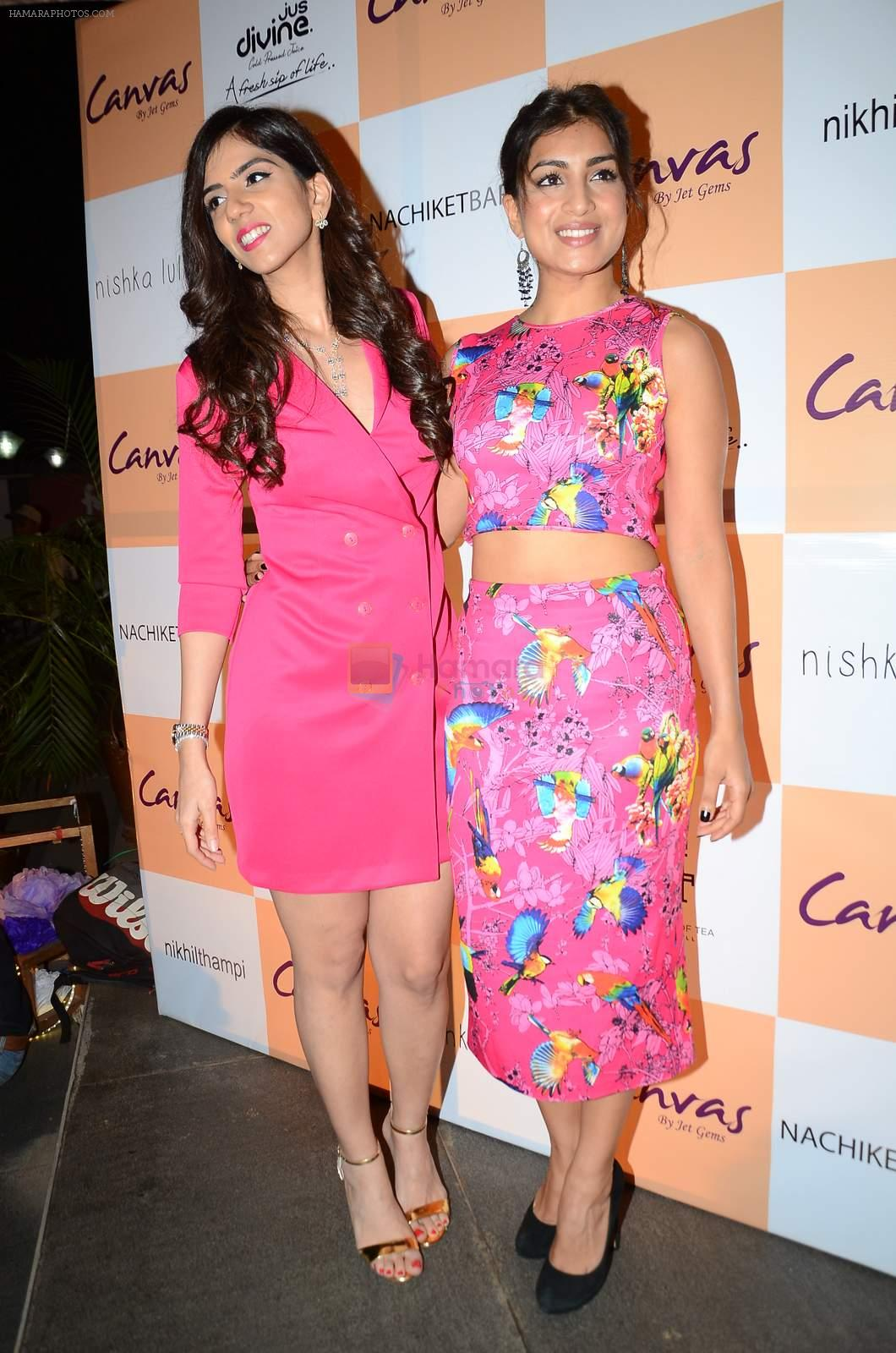 Pallavi Sharda at Canvas by Jet Gems launch on 3rd Dec 2015
