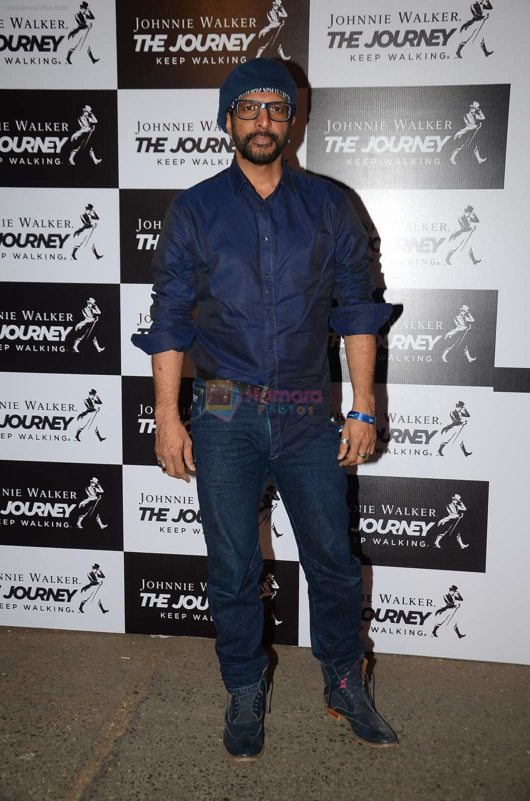 Javed Jaffrey snapped at Mehboob on 12th Dec 2015