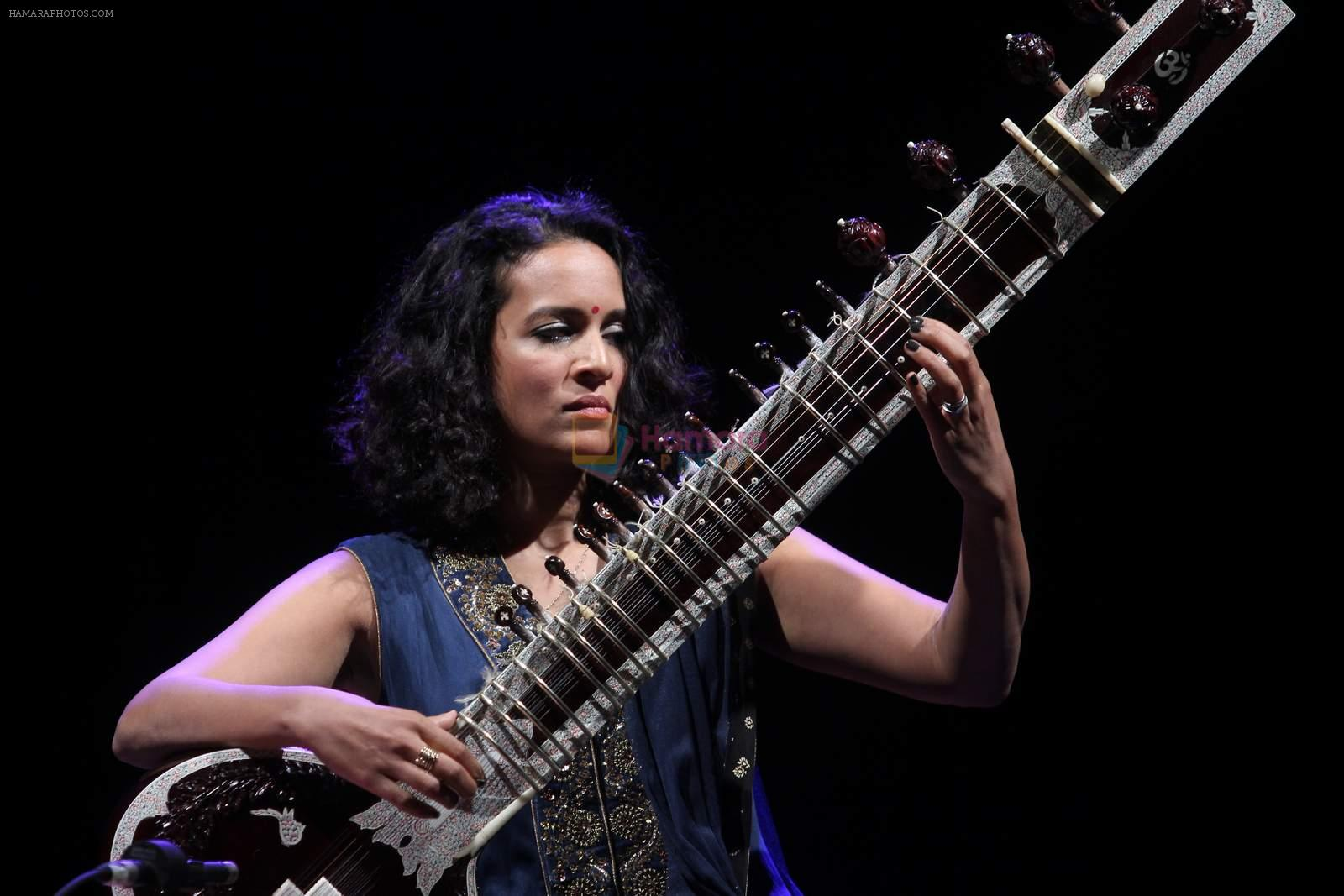 Anoushka shankar concert on 13th Dec 2015