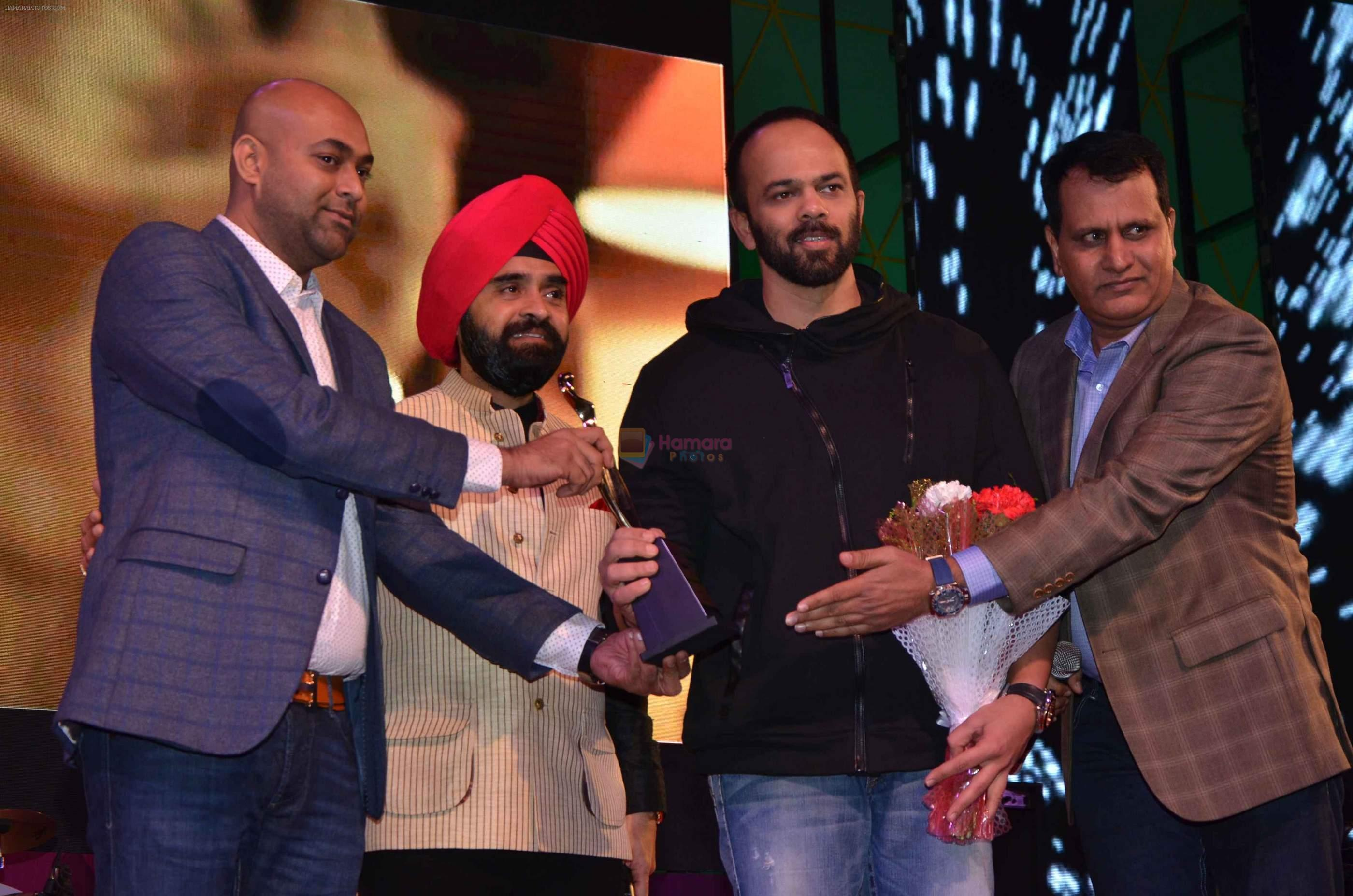Rohit Shetty at Mulund Fest on 27th Dec 2015