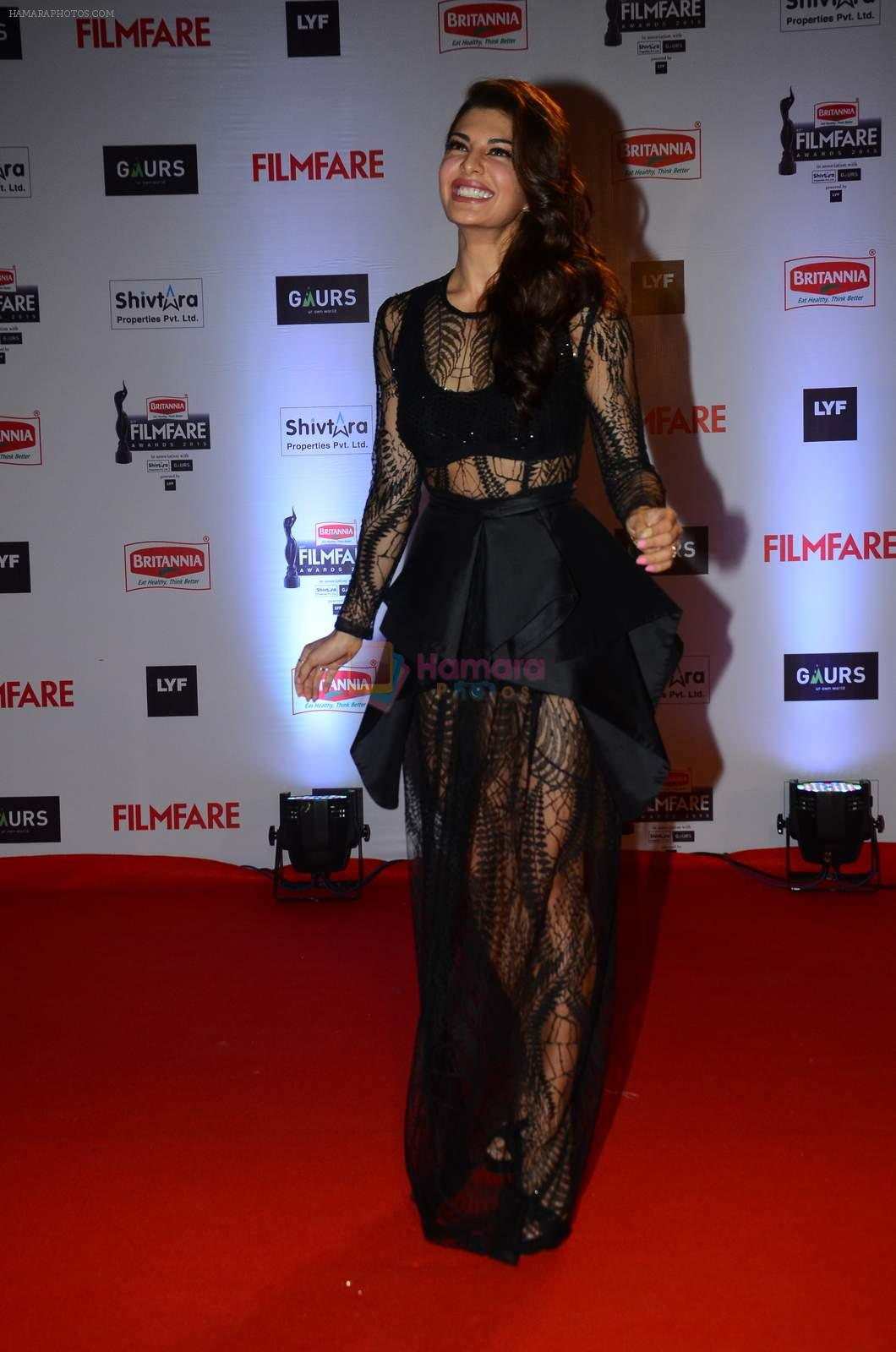 Jacqueline Fernandez at Filmfare Awards 2016 on 15th Jan 2016