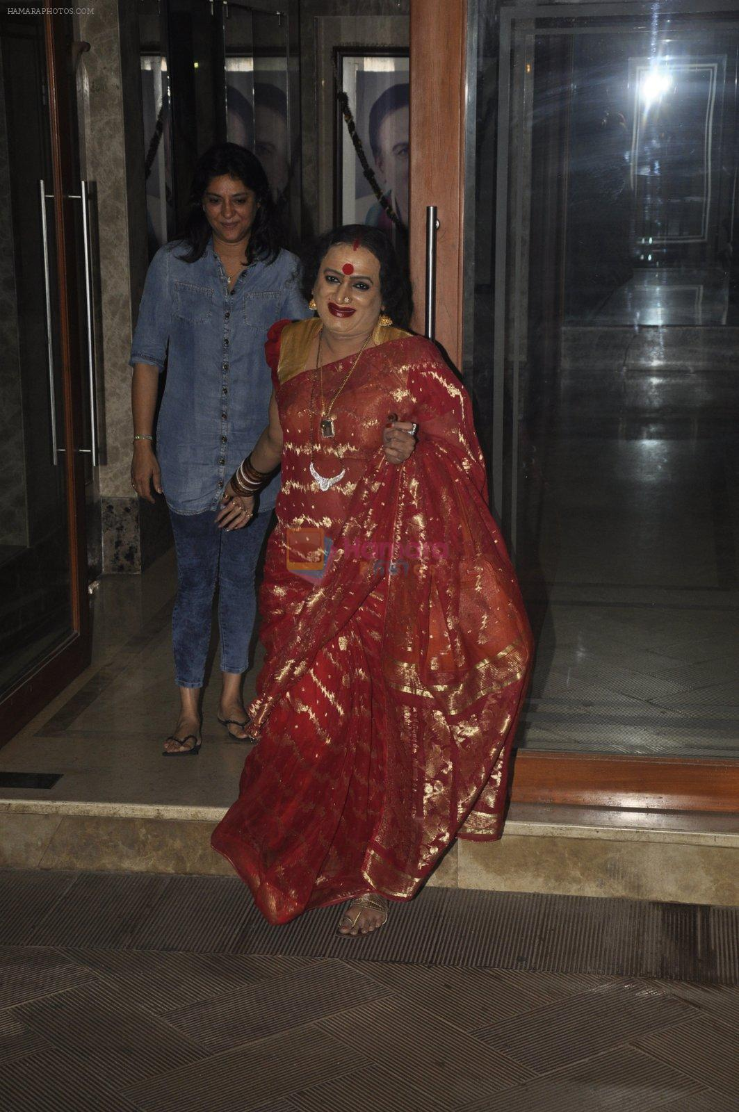 Laxmi Tripathi at Sanjay Dutt's House on 27th Feb 2016