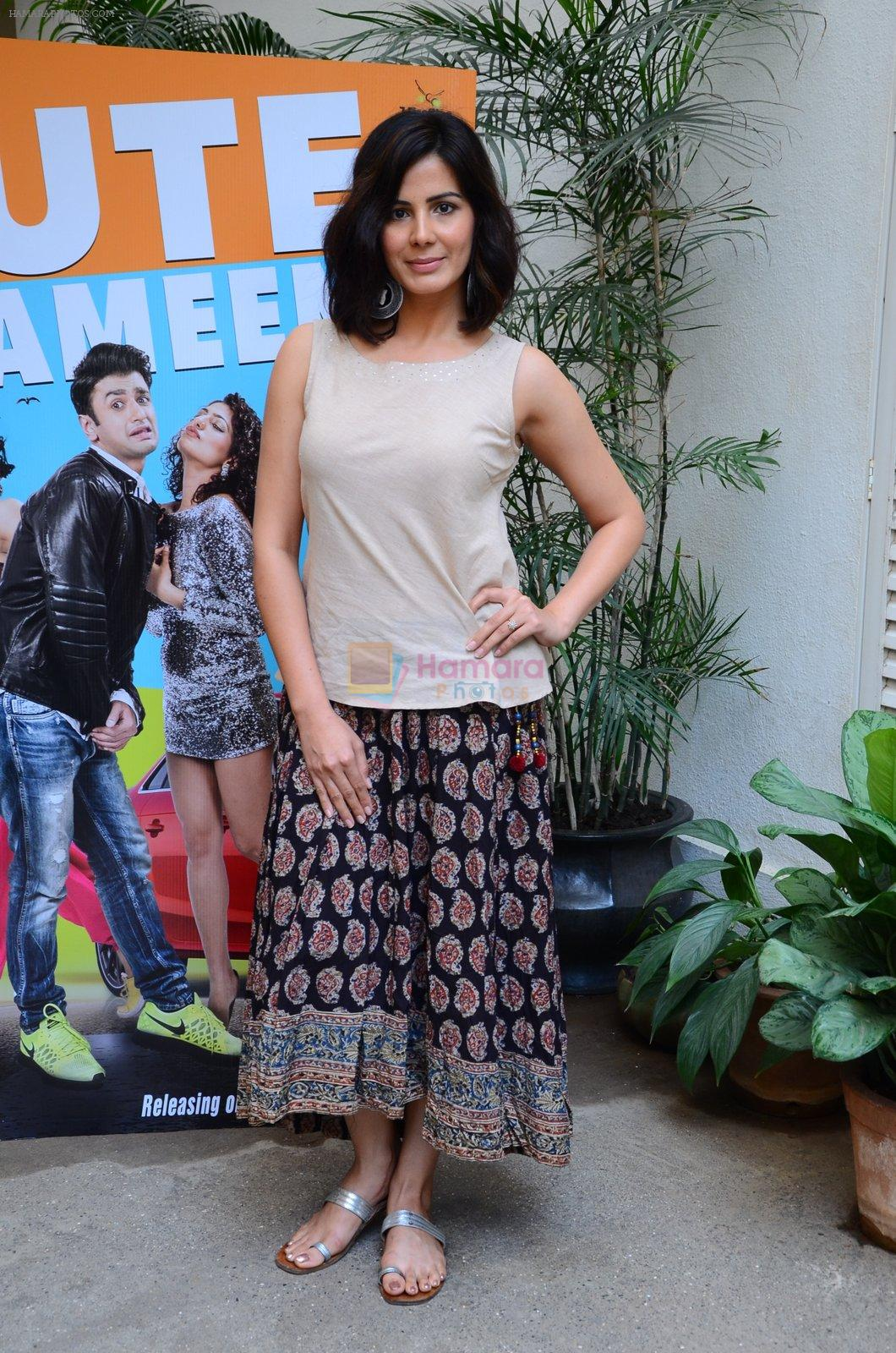 Kirti Kulhari at Cute Kameena film on 28th Feb 2016