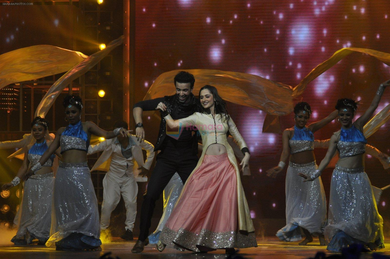 Aamir Ali, Sanjeeda Sheikh shoot for Power Couple finals on 28th Feb 2016