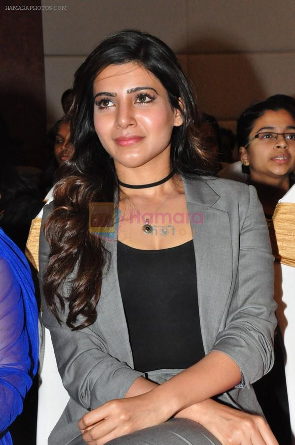 Samantha at BBD Brochure Launch on 1st March 2016