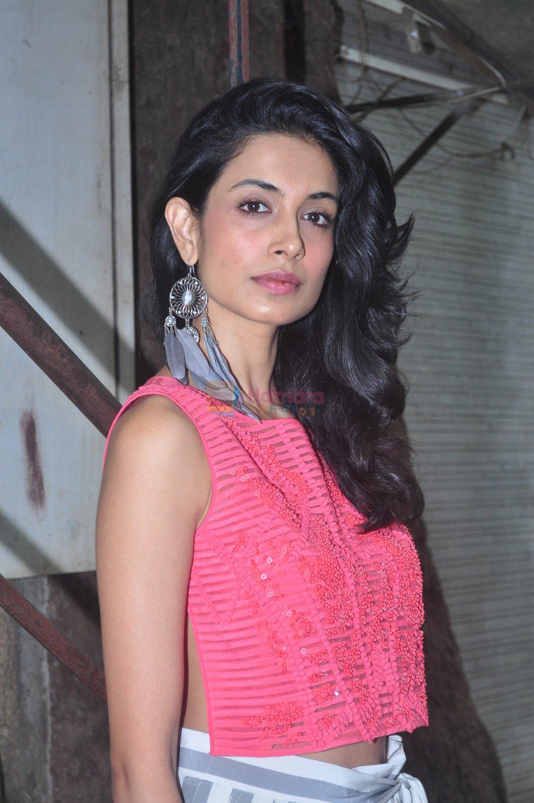 Sarah Jane Dias promotes Zubaan on 1st March 2016