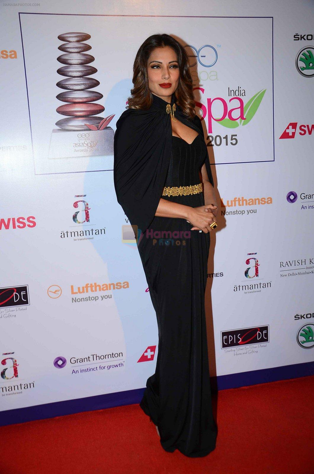 Bipasha basu at asia spa awards in mumbai on 3rd march for 3rd dimension salon