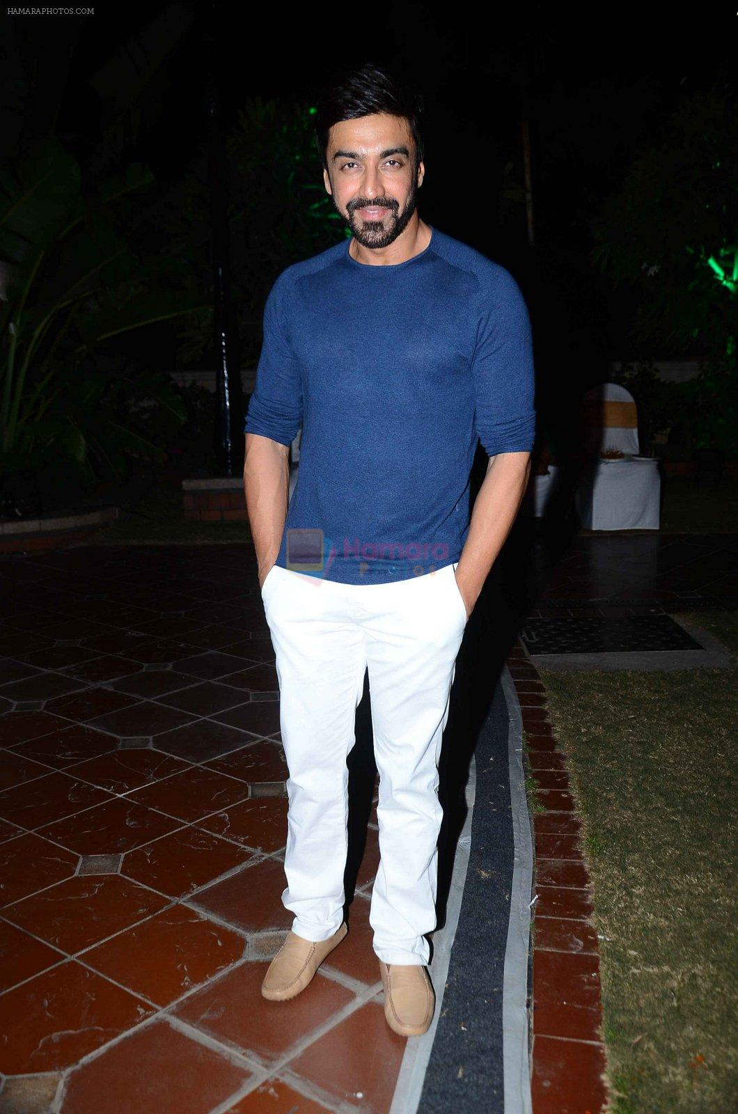 Aashish Chaudhary at Asia Spa Awards in Mumbai on 3rd March 2016