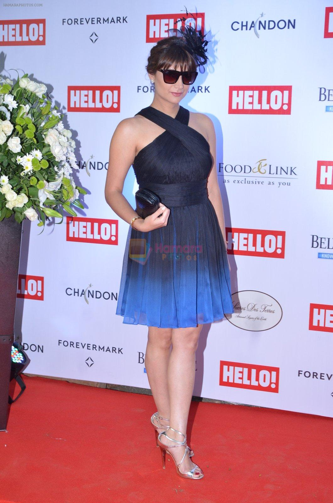 Michelle Poonawalla at Hello Cup on 20th March 2016