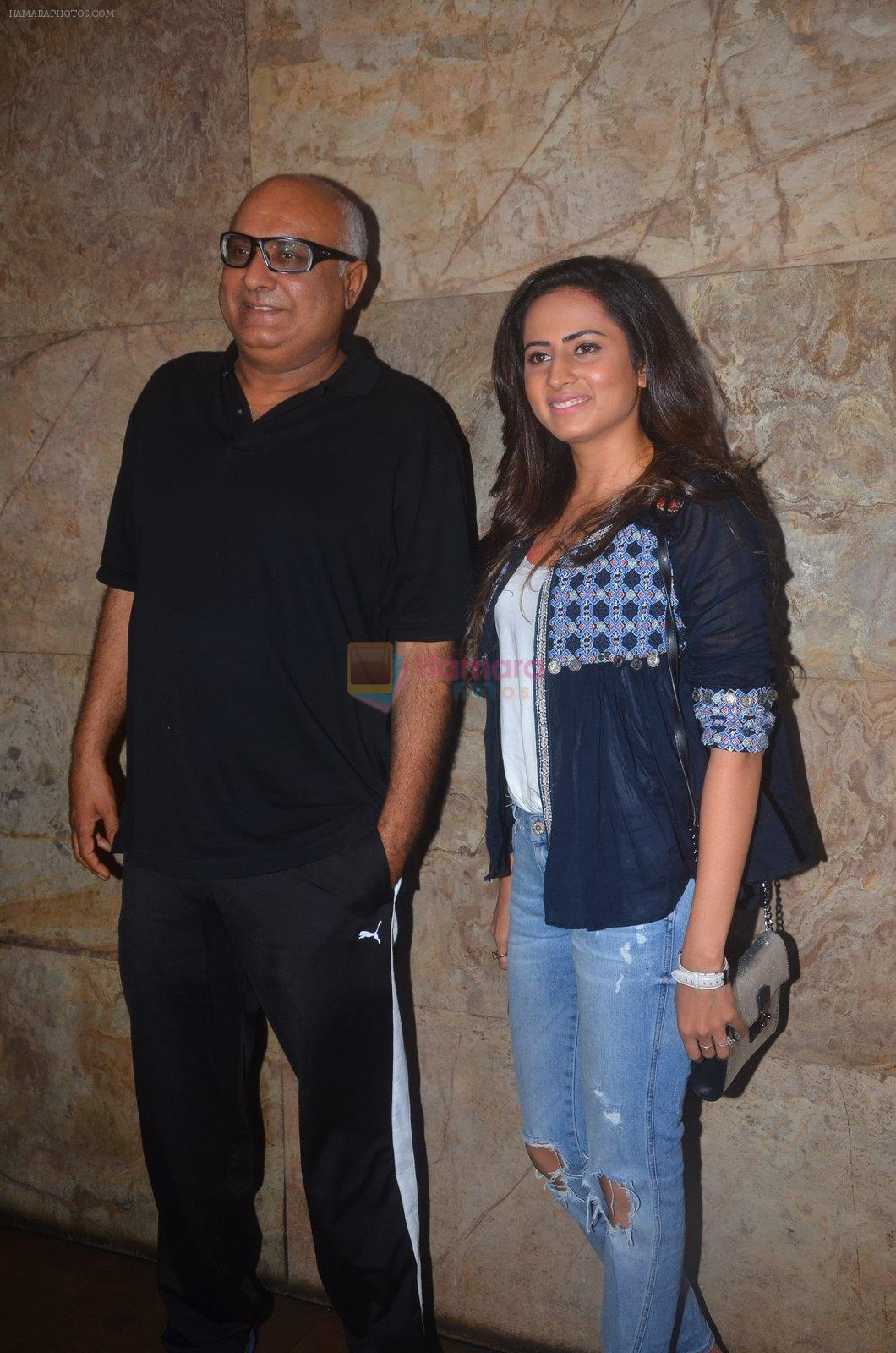 Sargun Mehta at Lightbox screening on 25th March 2016