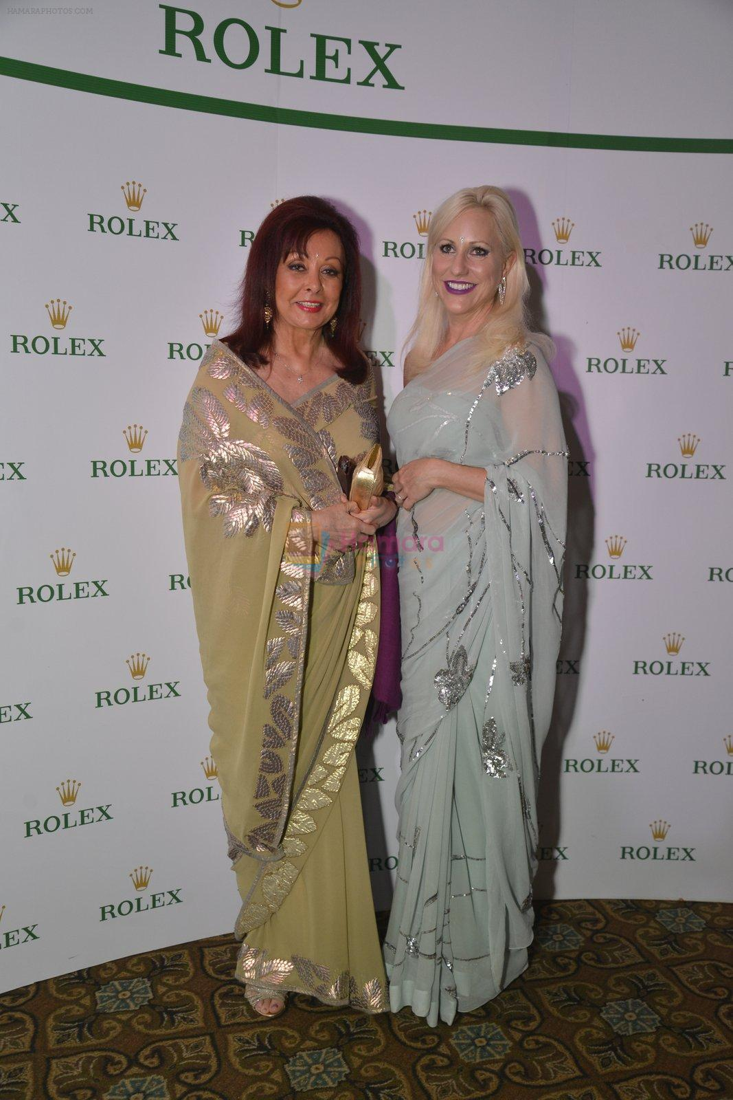 Maureen Wadia at Zubin Mehta dinner hosted by Rolex on 17th April 2016