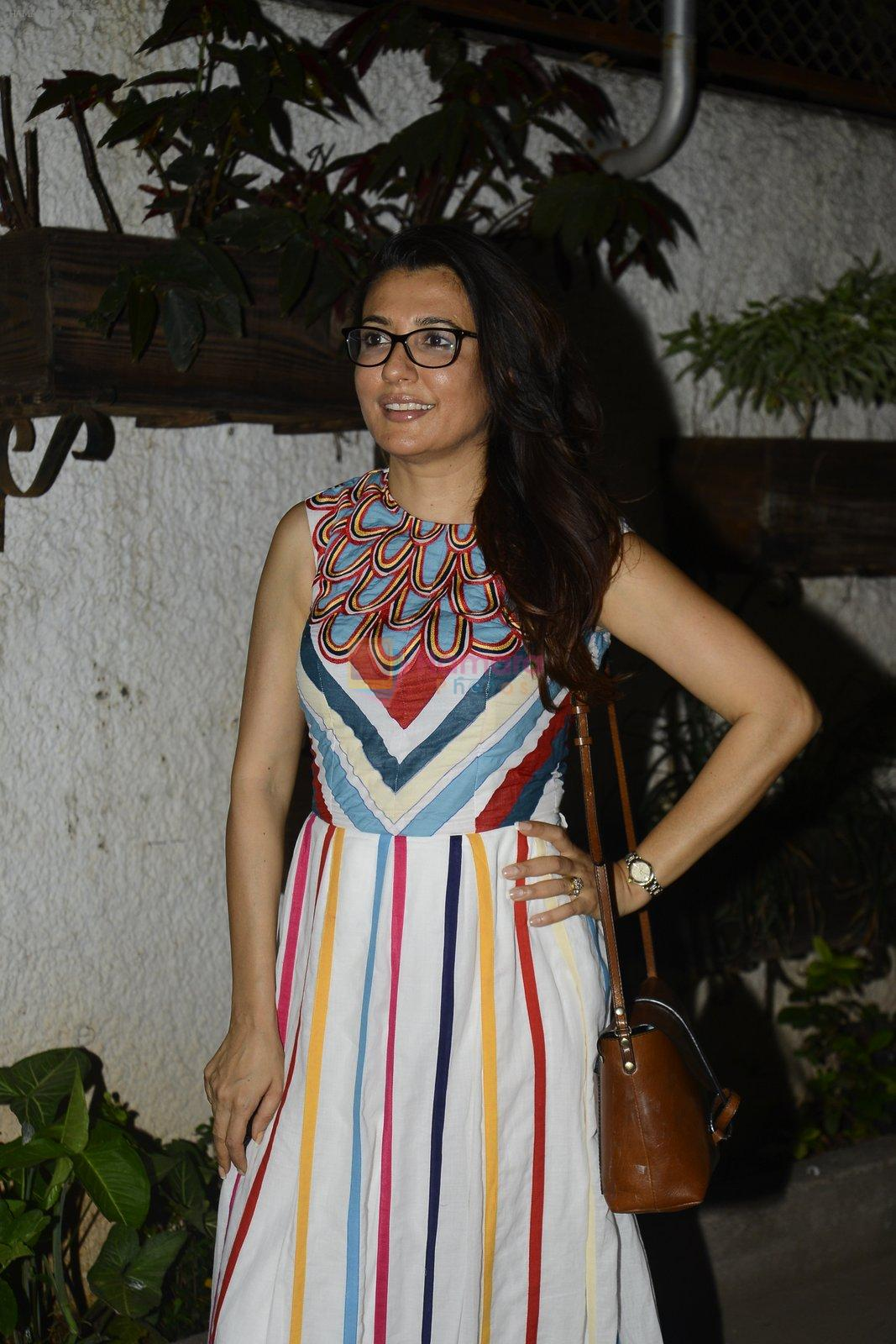 Mini Mathur at Dhanak film screening in Mumbai on 29th May 2016
