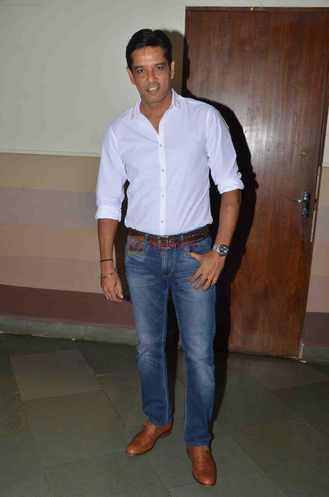 Anup Soni at Dhanak screening in Mumbai on 6th June 2016