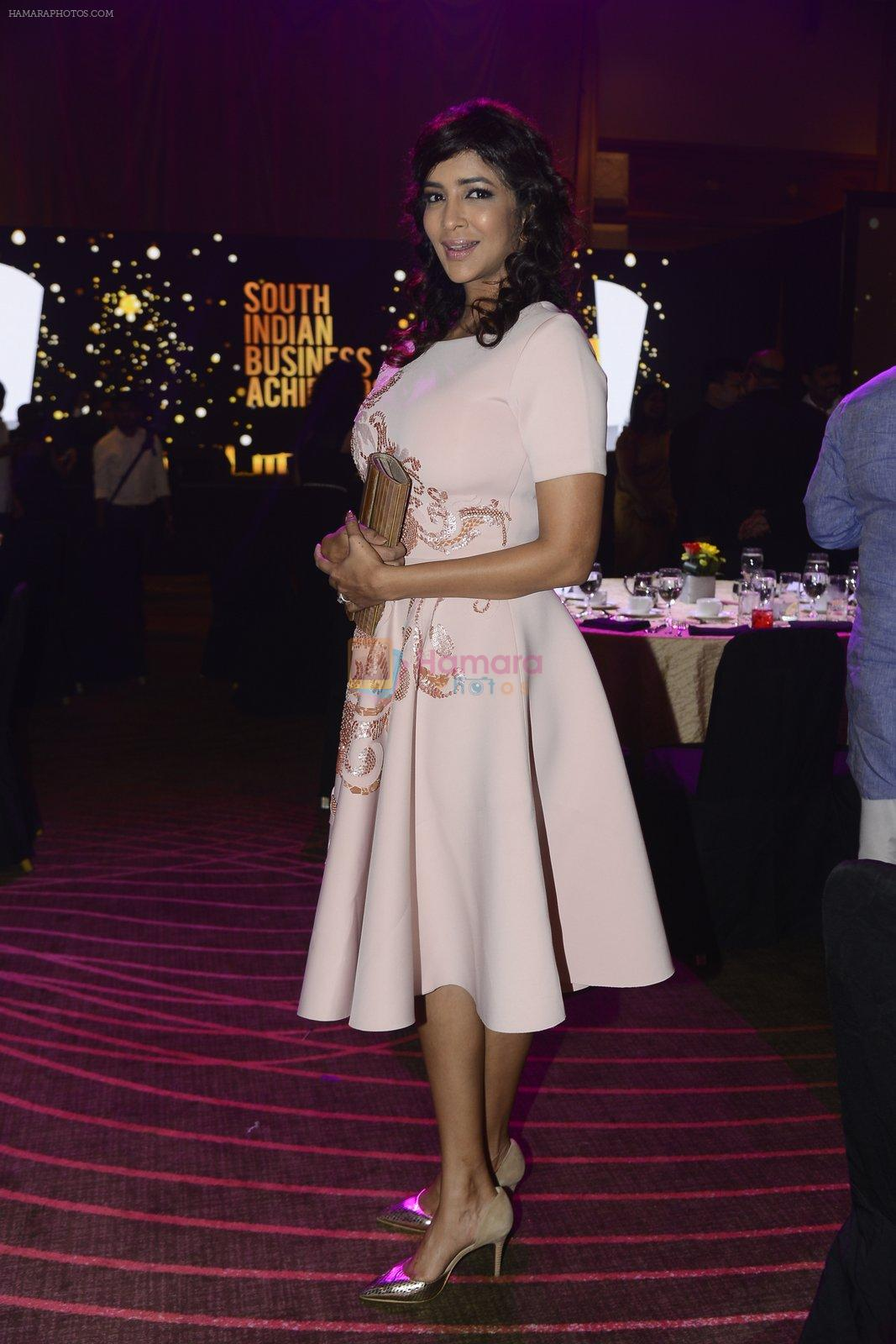 Lakshmi Manchu at SIIMA's South Indian Business Achievers awards in Singapore on 29th June 2016
