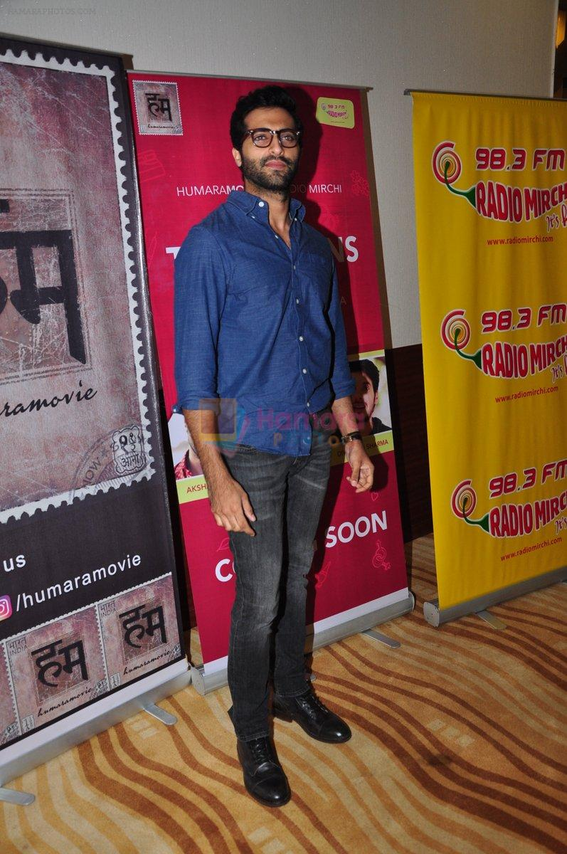 Akshay Oberoi at special screening of The Virgins in Hard Rock Cafe on 30th June 2016