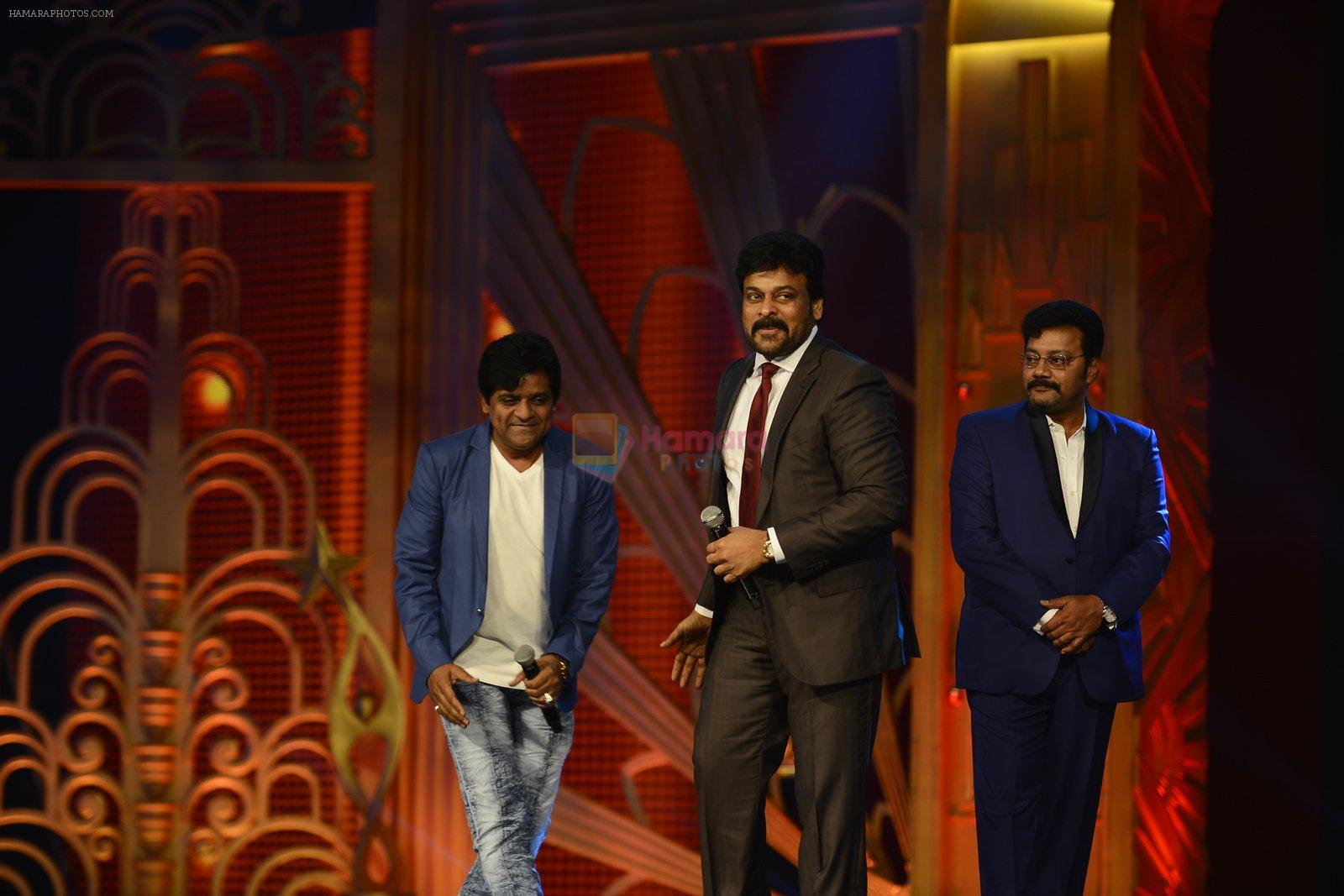 Chiranjeevi at SIIMA 2016 DAY 1 red carpet on 30th June 2016
