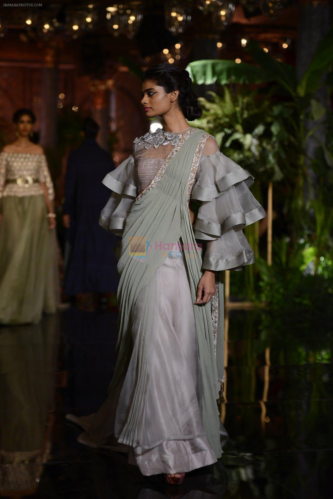during the FDCI India Couture Week 2016 at the Taj Palace on July 21, 2016