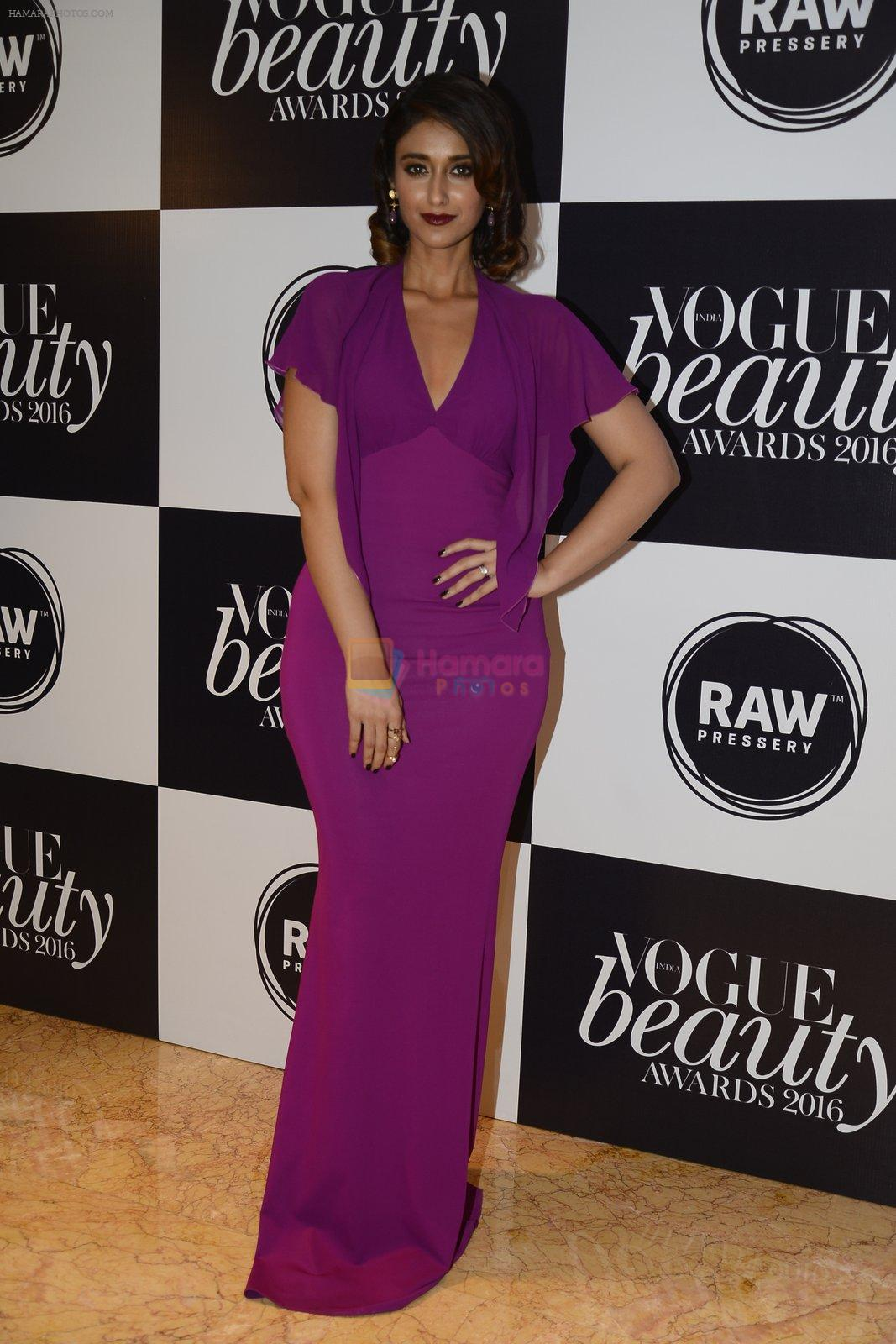 Ileana D Cruz at Vogue Beauty Awards 2016 on 27th July 2016